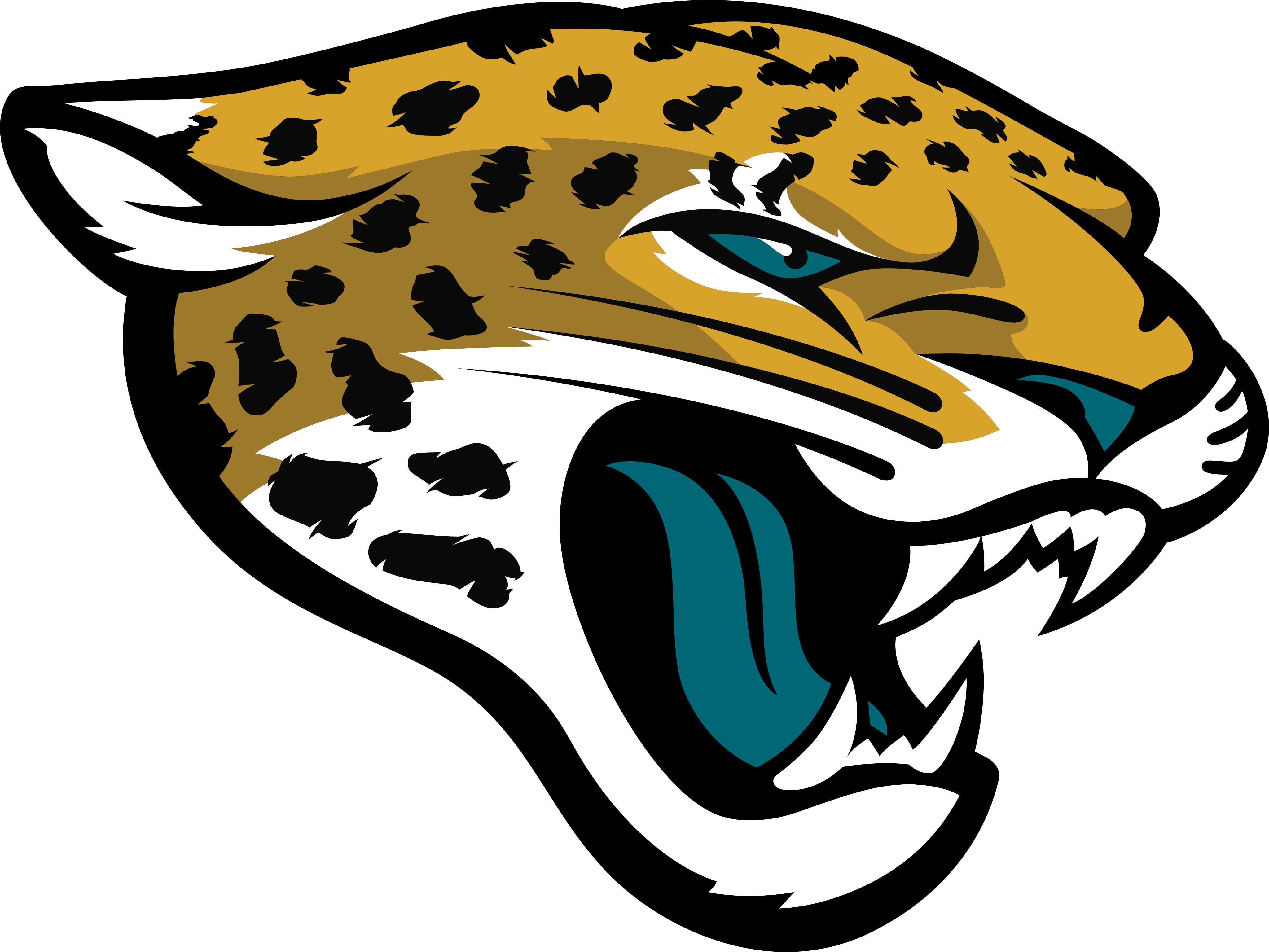 Jacksonville Jaguars Logo.