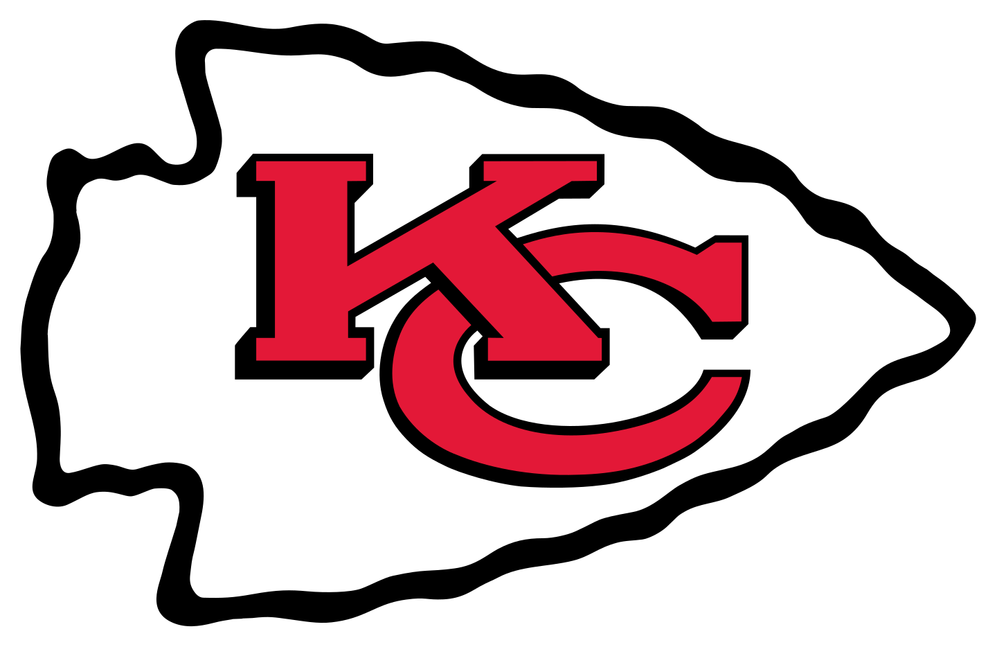 kansas city chiefs logo 2 - Kansas City Chiefs Logo