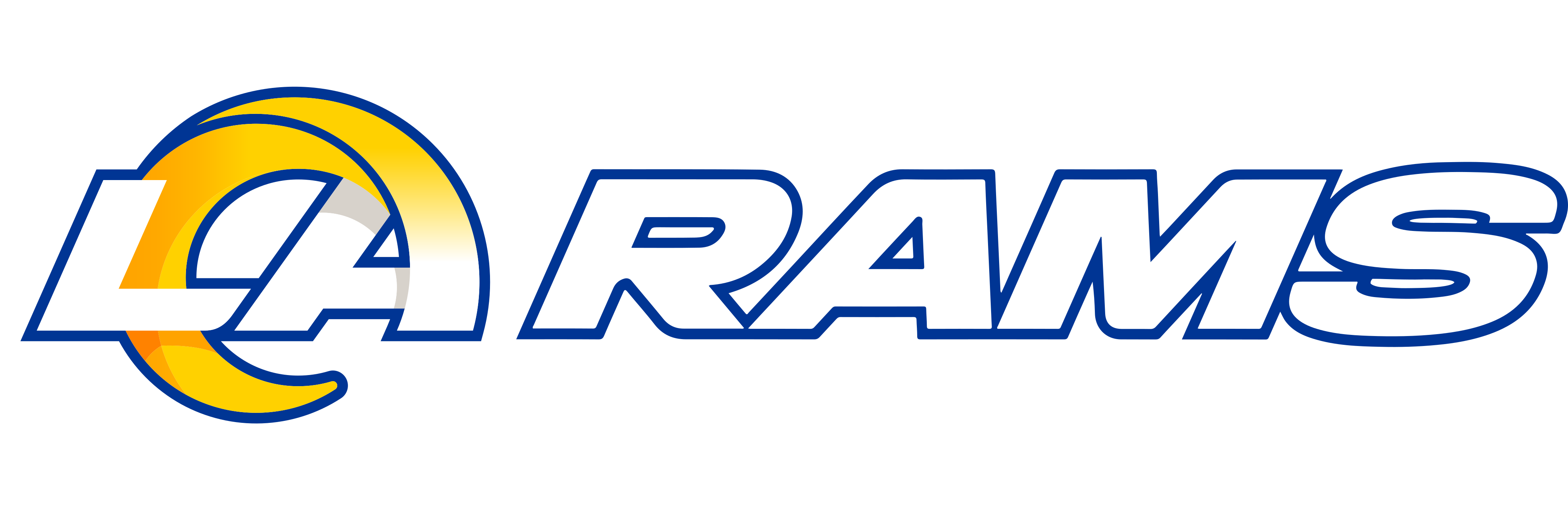 Los Angeles Rams Logo.