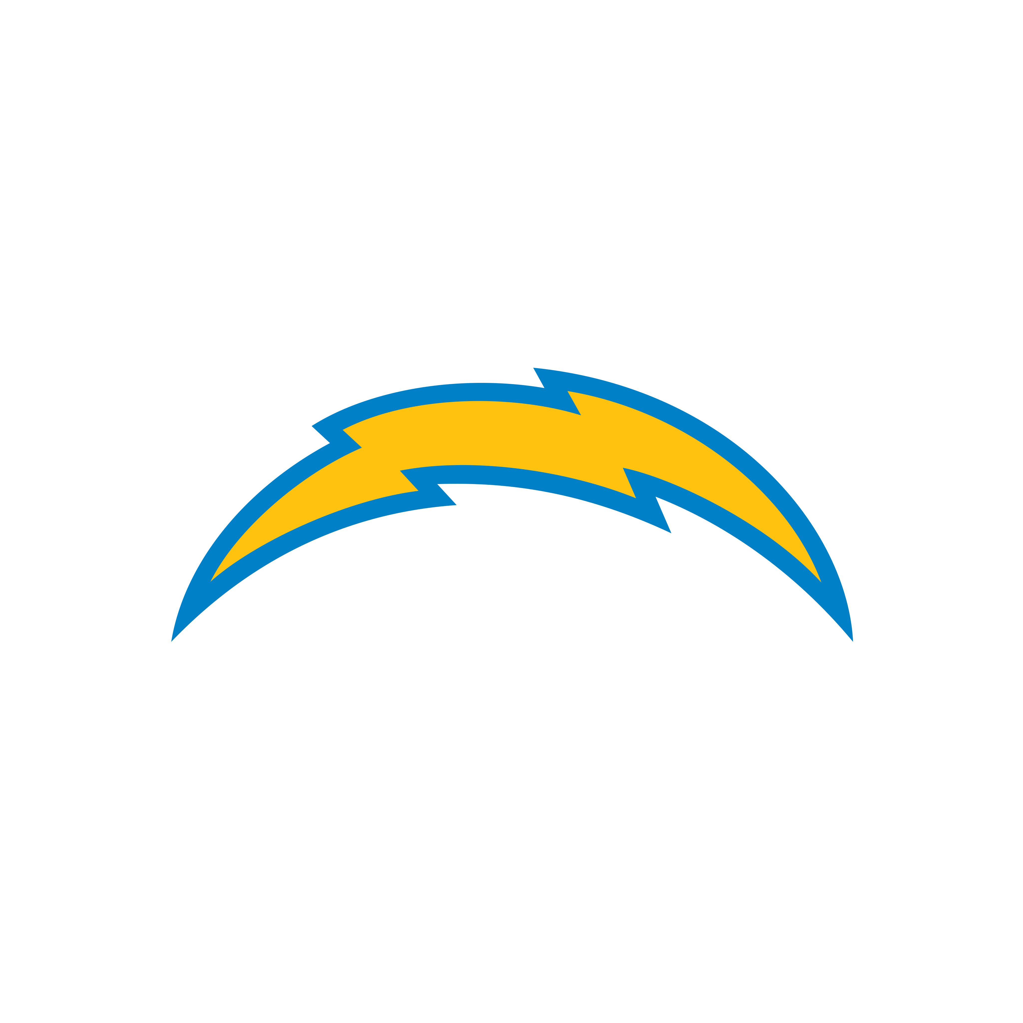 los angeles chargers logo 0 - Los Angeles Chargers Logo