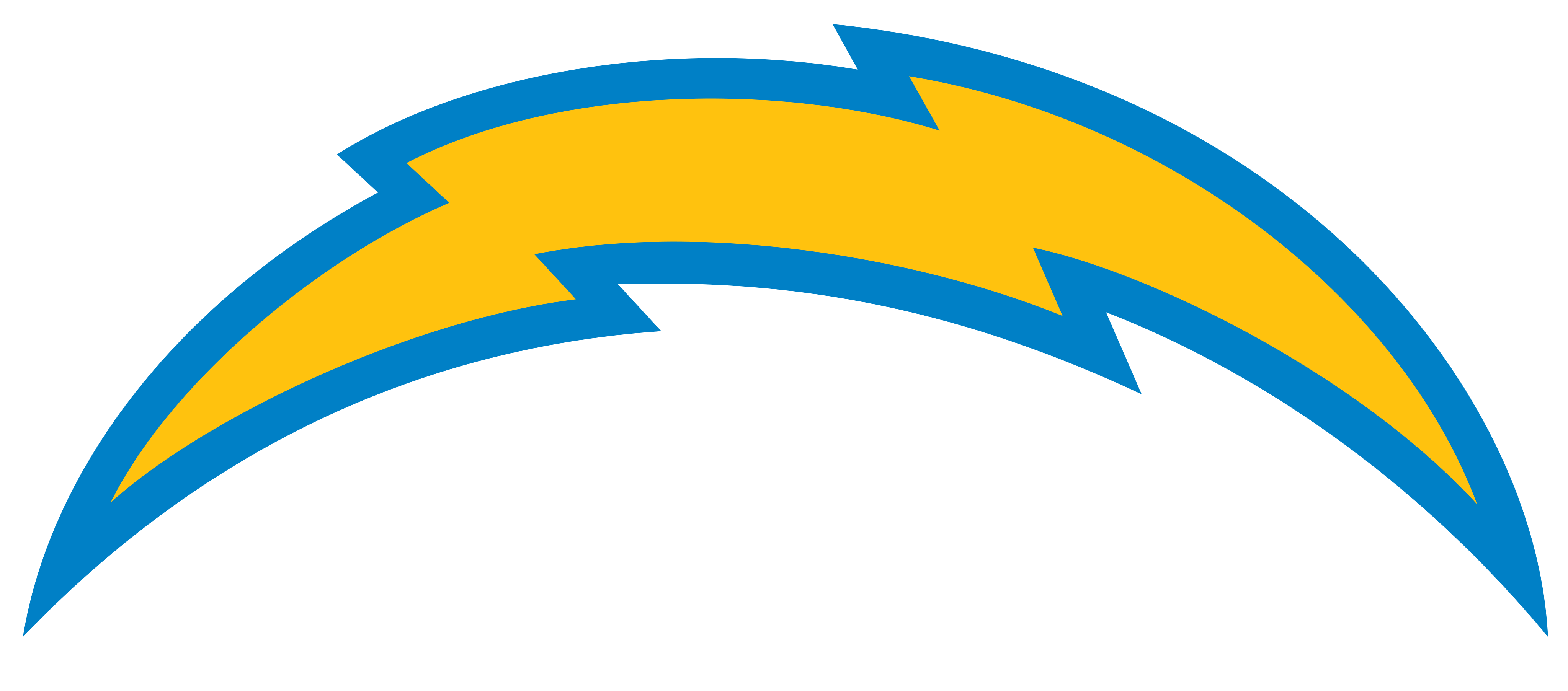 los angeles chargers logo 2 - Los Angeles Chargers Logo