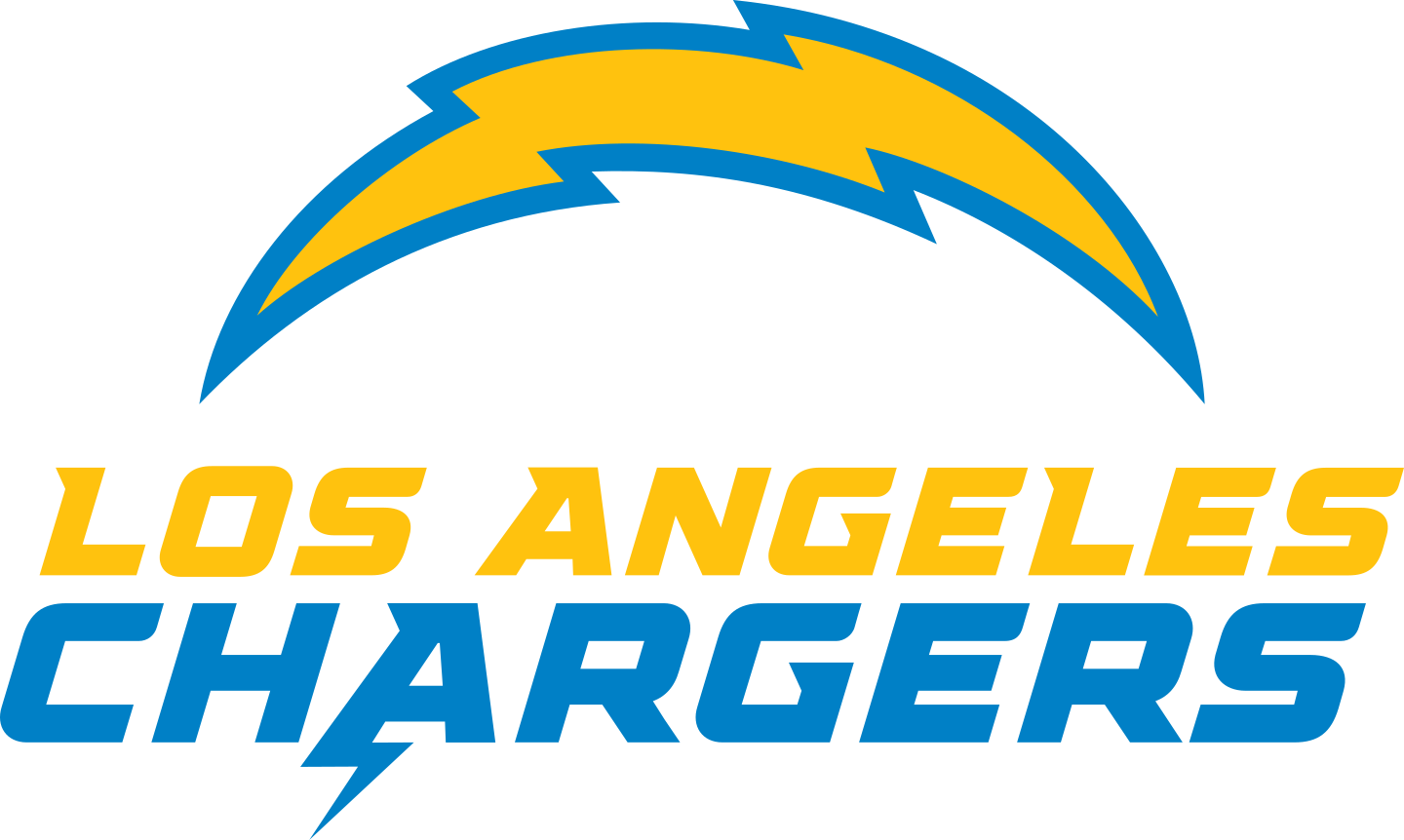 los angeles chargers logo 3 - Los Angeles Chargers Logo