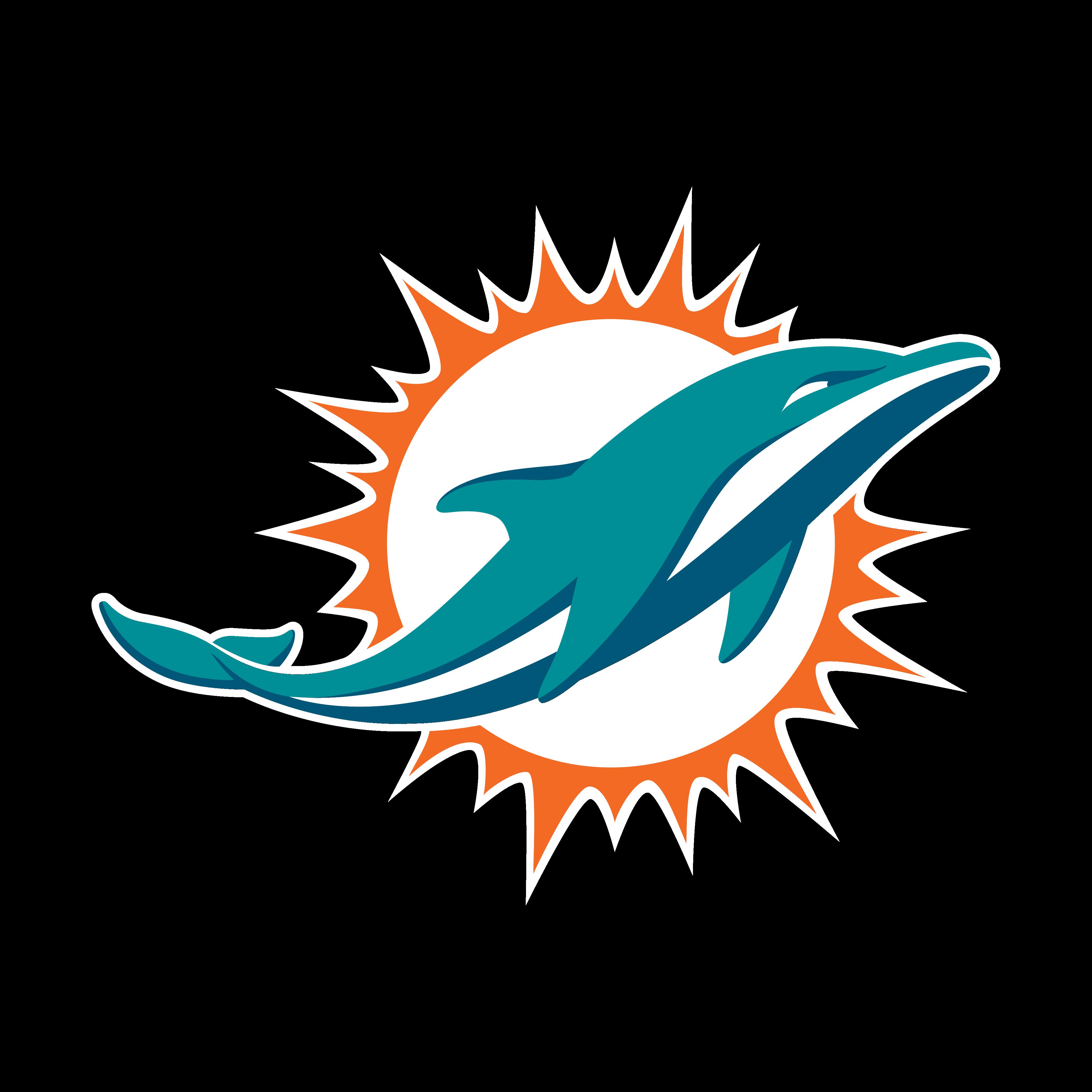 miami dolphins logo 0 - Miami Dolphins Logo