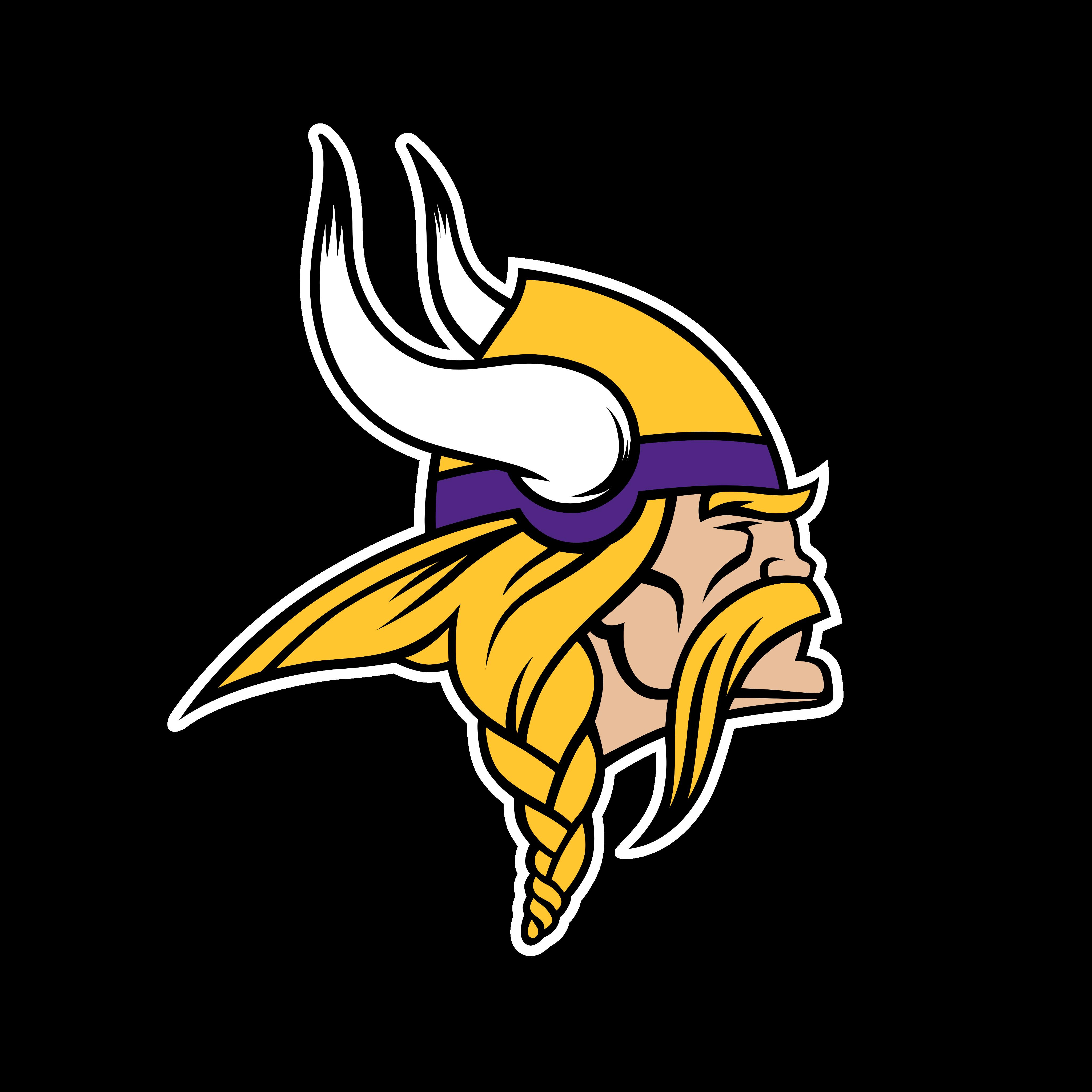 minnesota vikings logo 0 - Minnesota Vikings Logo