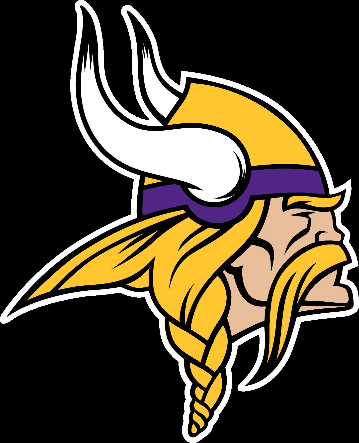 minnesota vikings logo 2 - Minnesota Vikings Logo