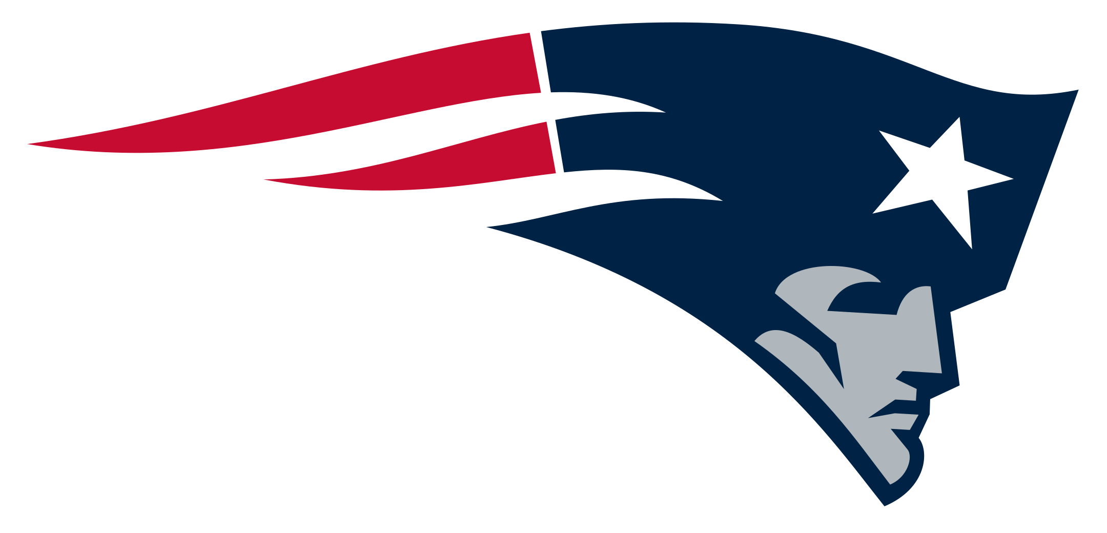 new england patriots logo 1 - New England Patriots Logo