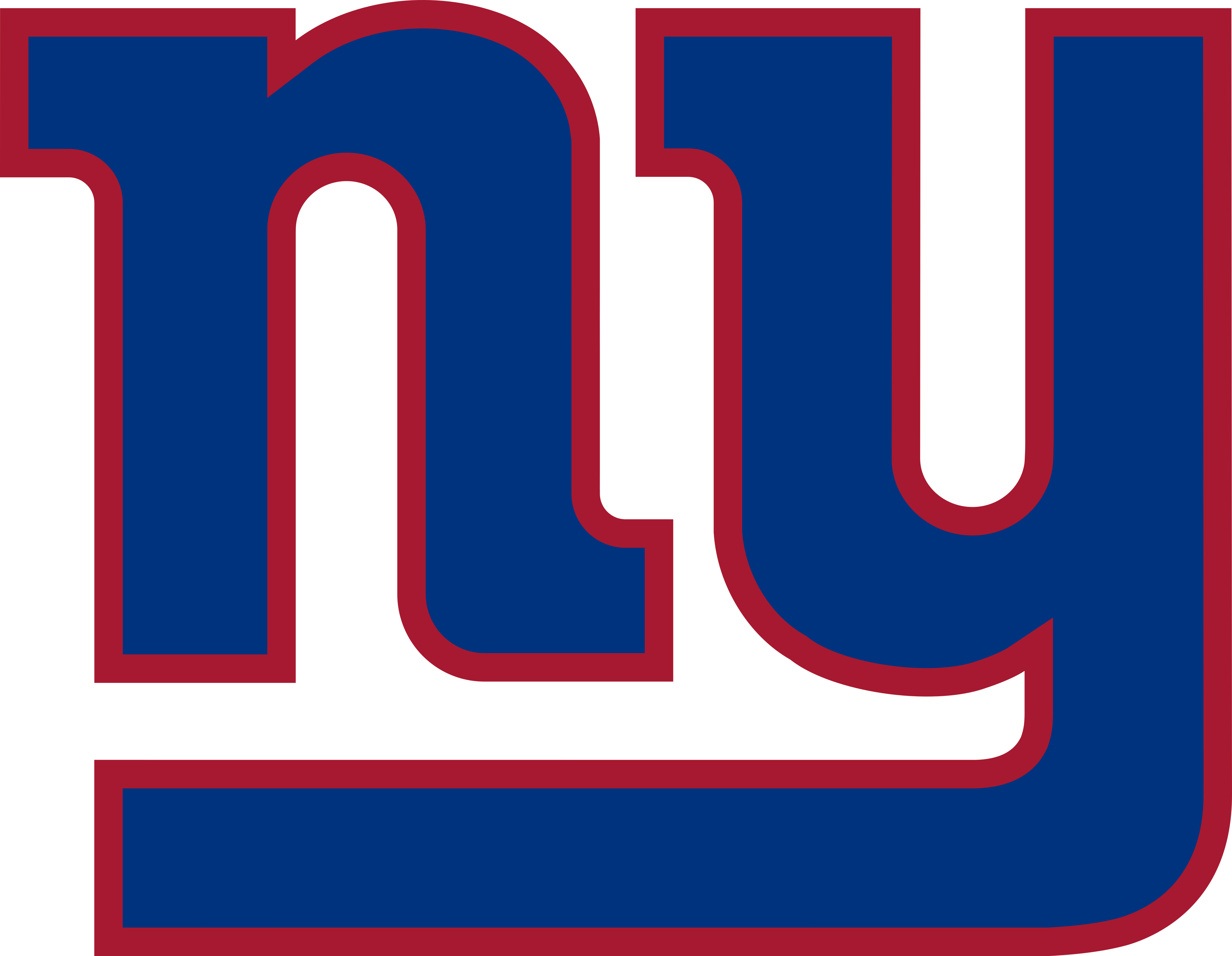 New York Giants Logo.