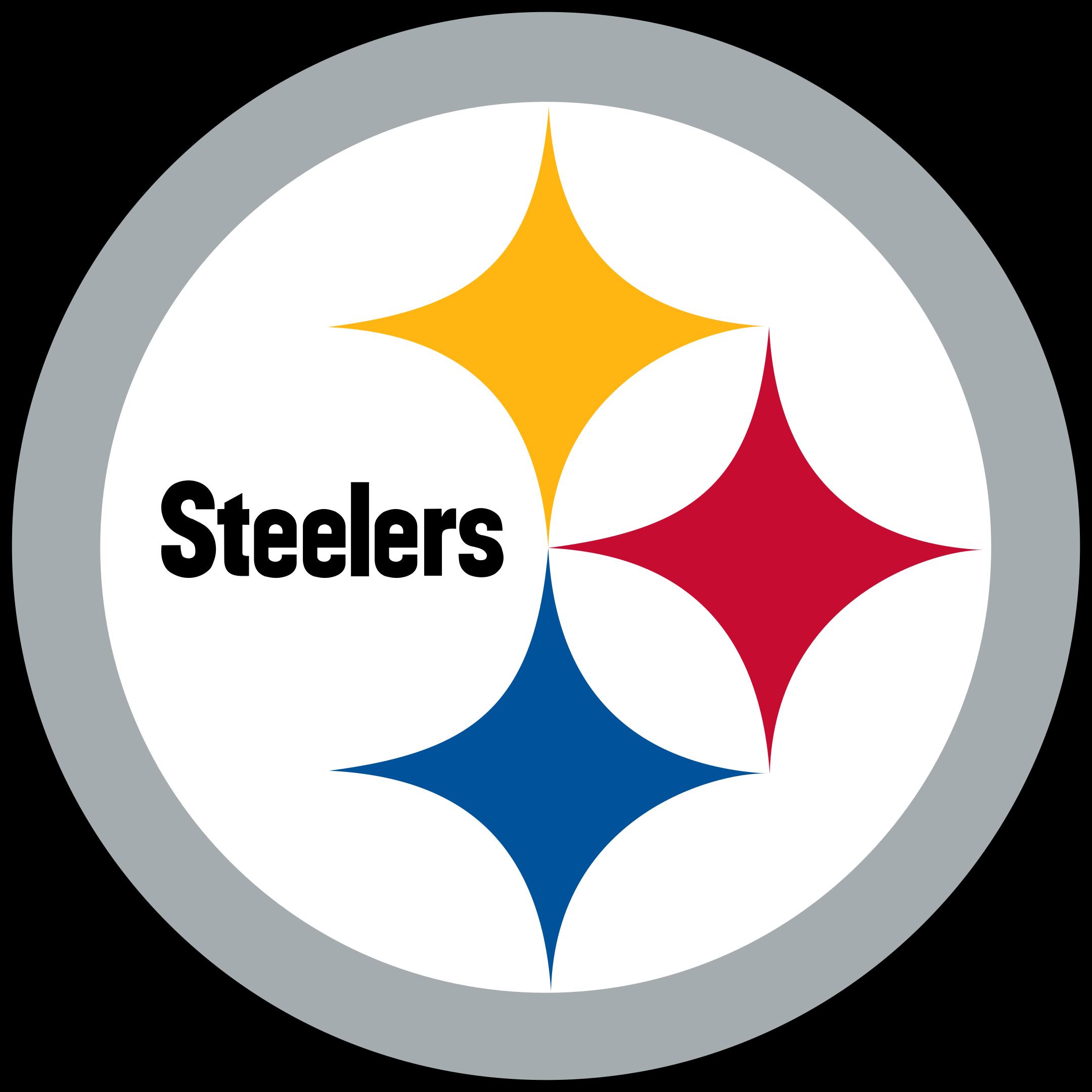 pittsburgh steelers logo 1 - Pittsburgh Steelers Logo