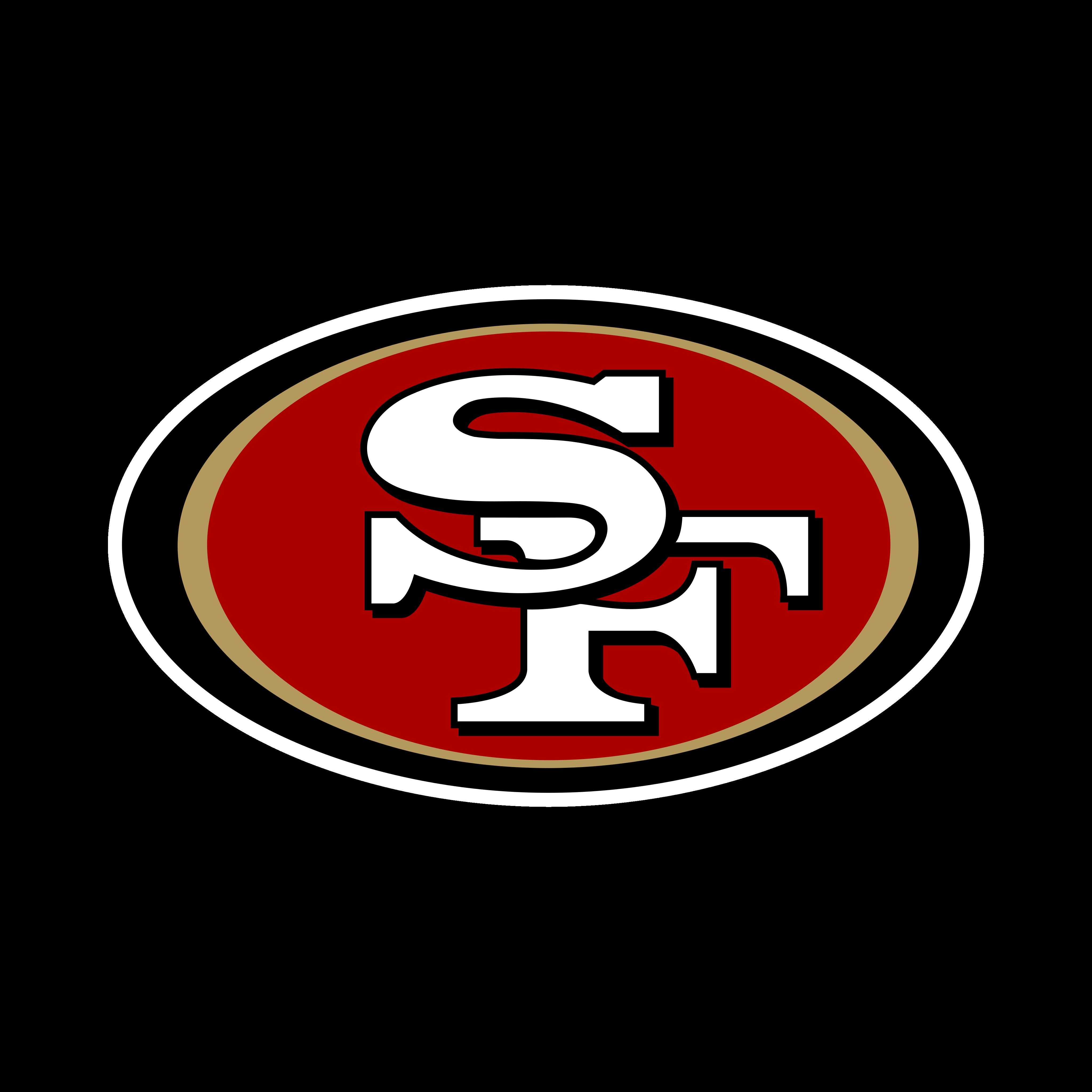 san francisco 49ers logo 0 - San Francisco 49ers Logo