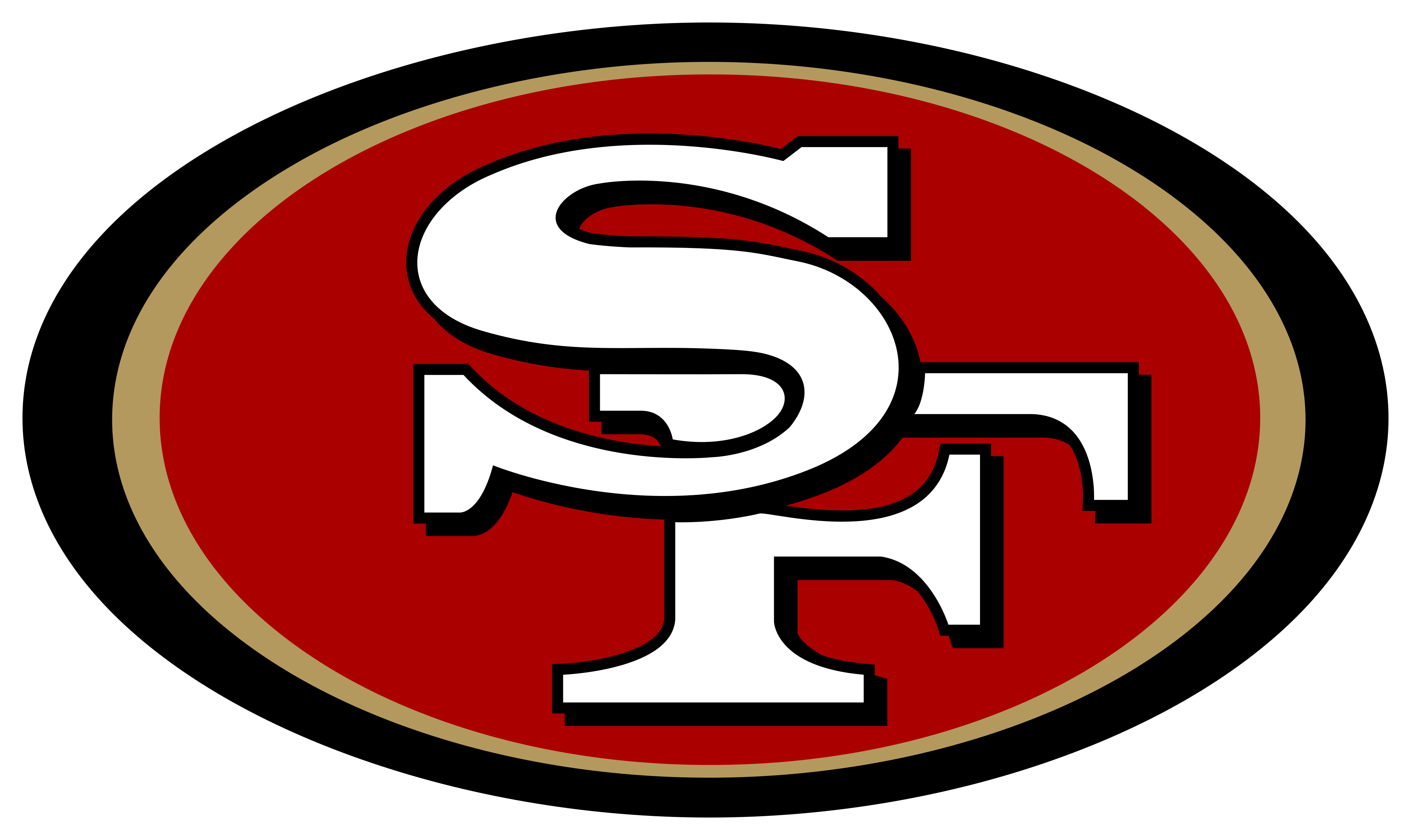 san francisco 49ers logo - San Francisco 49ers Logo