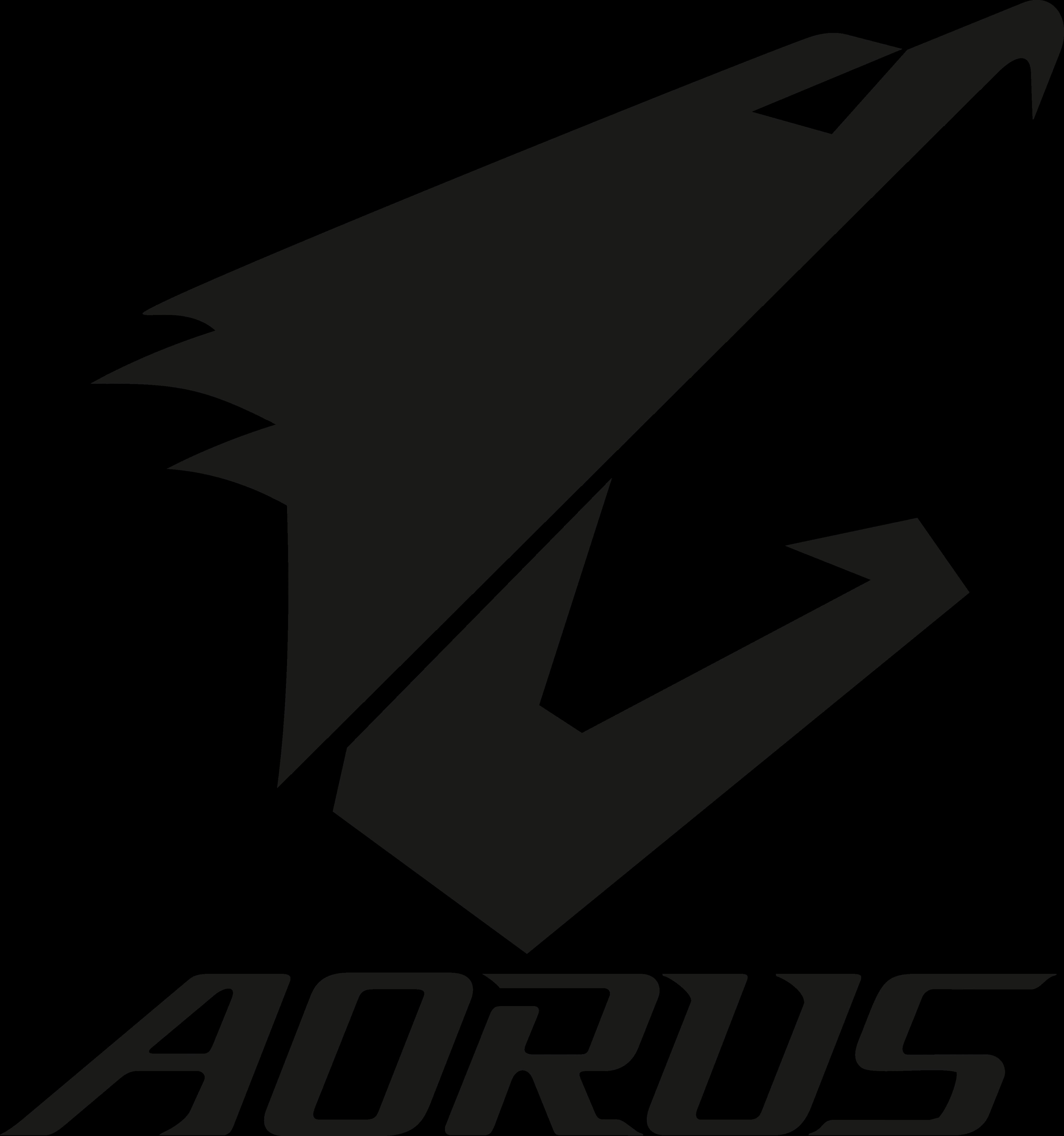 aorus logo 1 - AORUS Logo