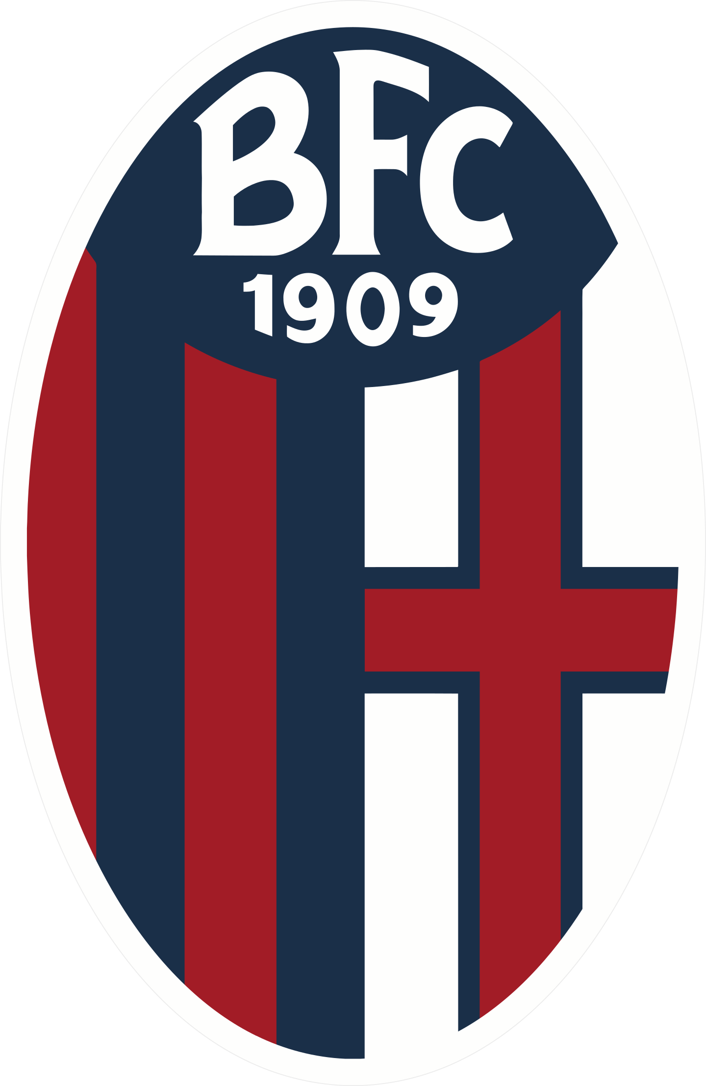 bologna fc logo 2 - Bologna FC Logo