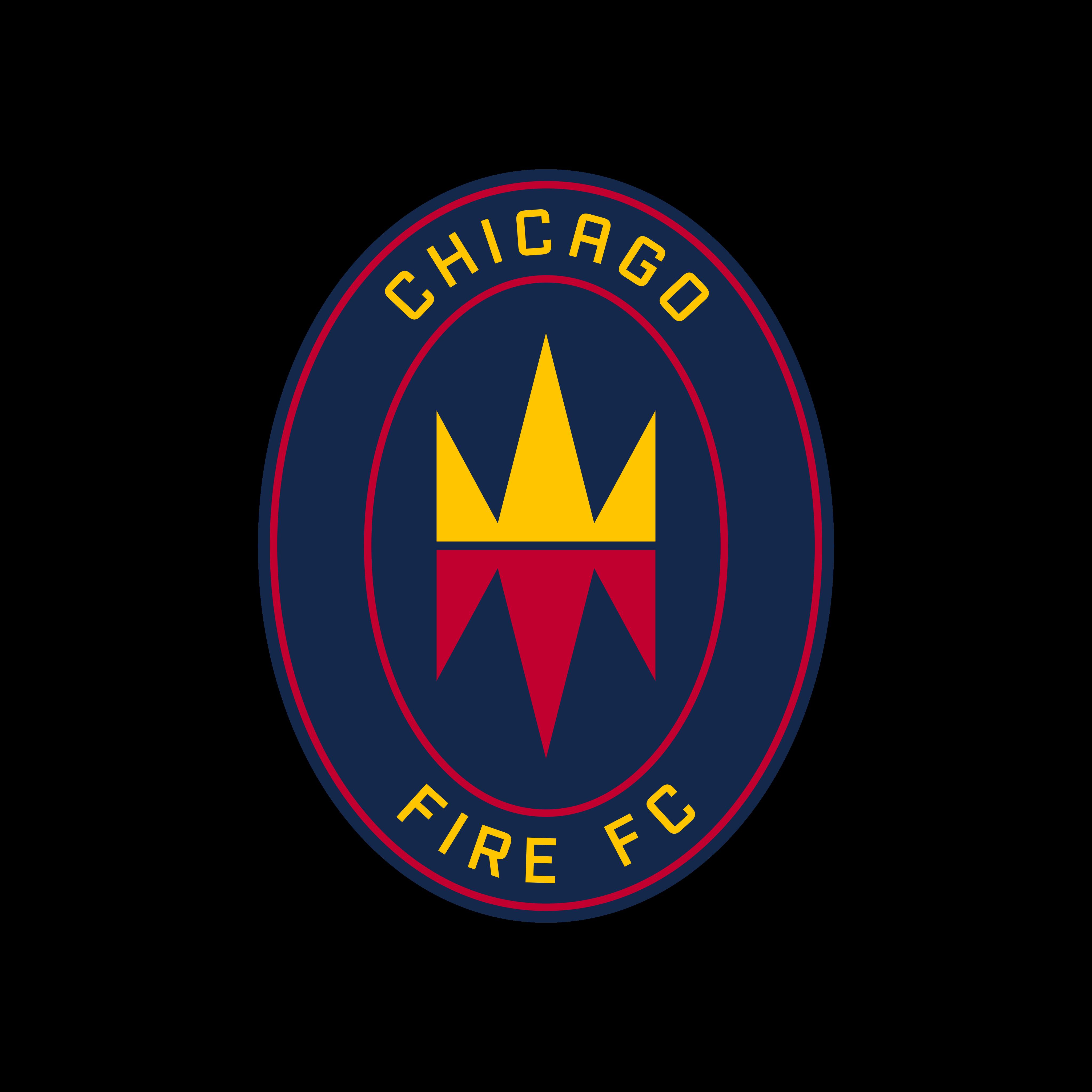 chicago fire logo 0 - Chicago Fire FC Logo