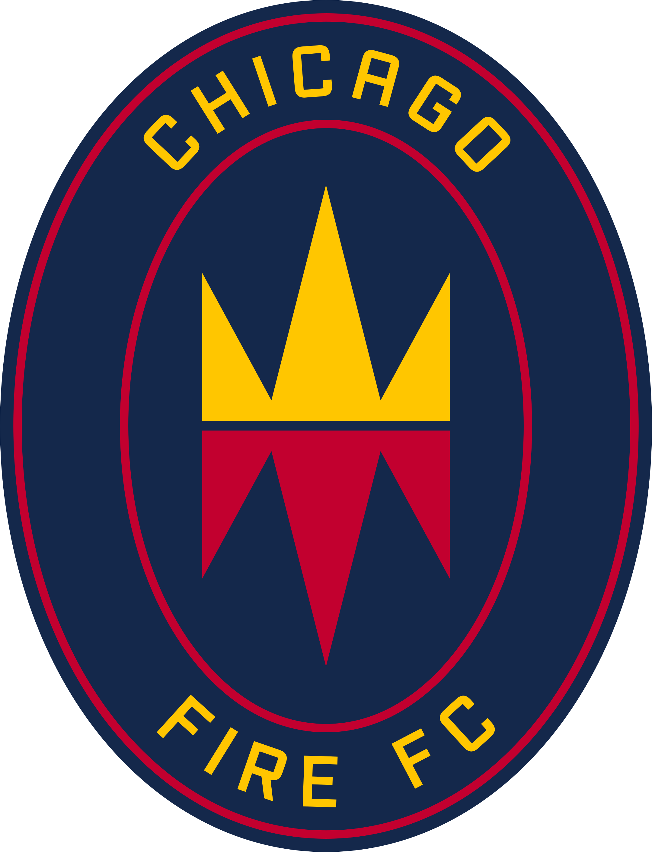chicago fire logo 1 - Chicago Fire FC Logo