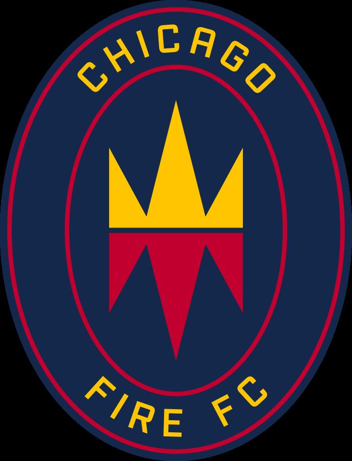 chicago fire logo 3 - Chicago Fire FC Logo