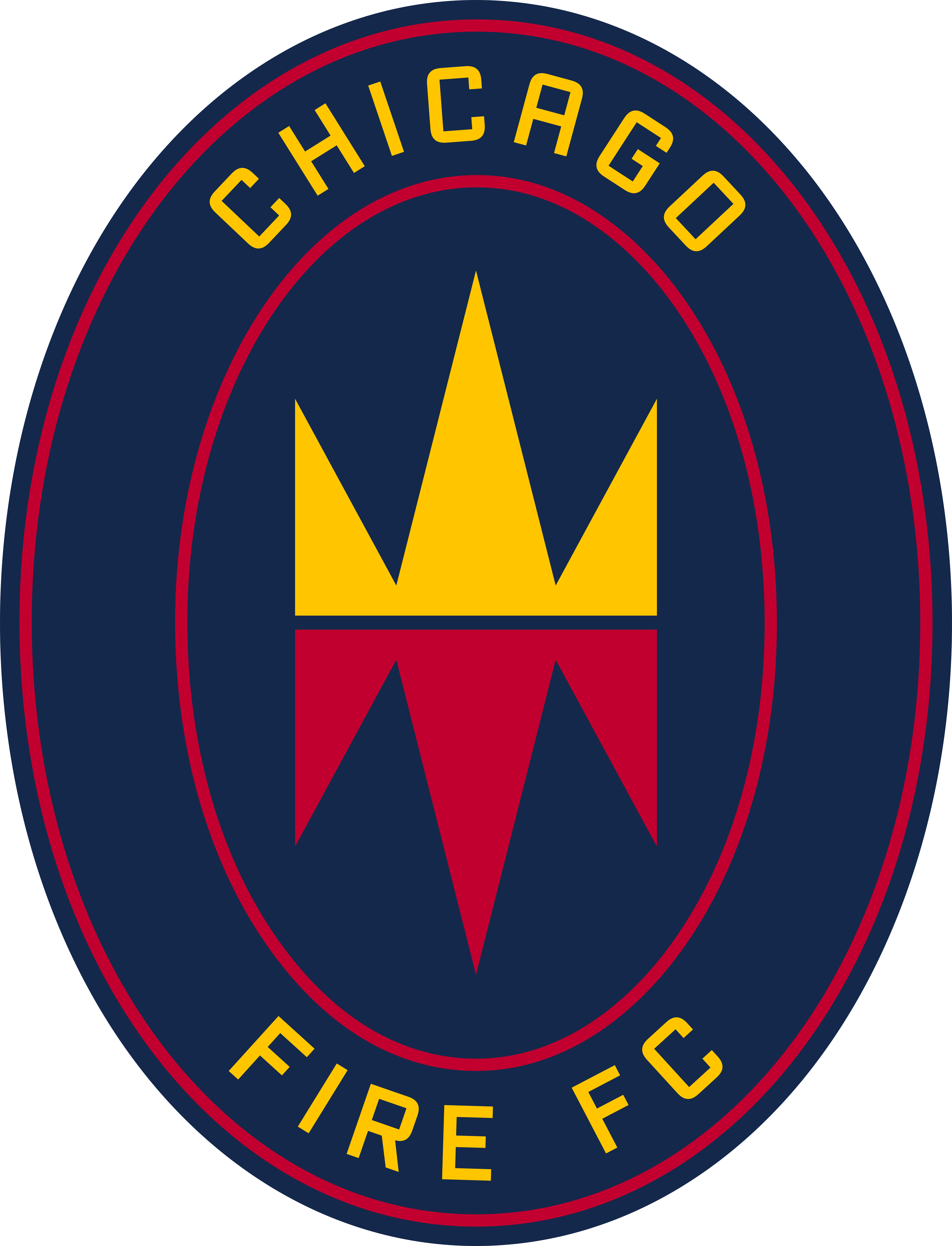 Chicago Fire FC Logo.