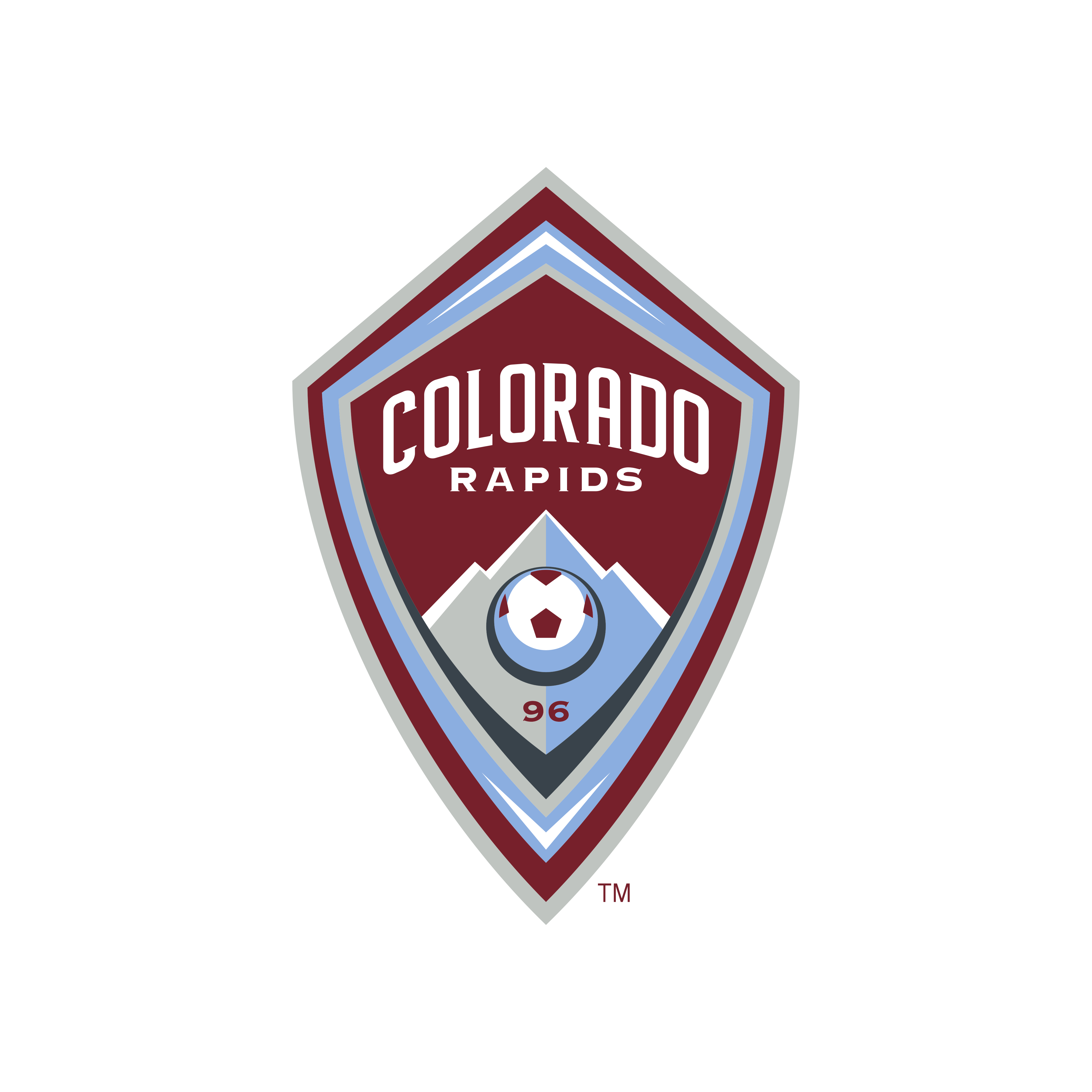 colorado rapids logo 0 - Colorado Rapids Logo
