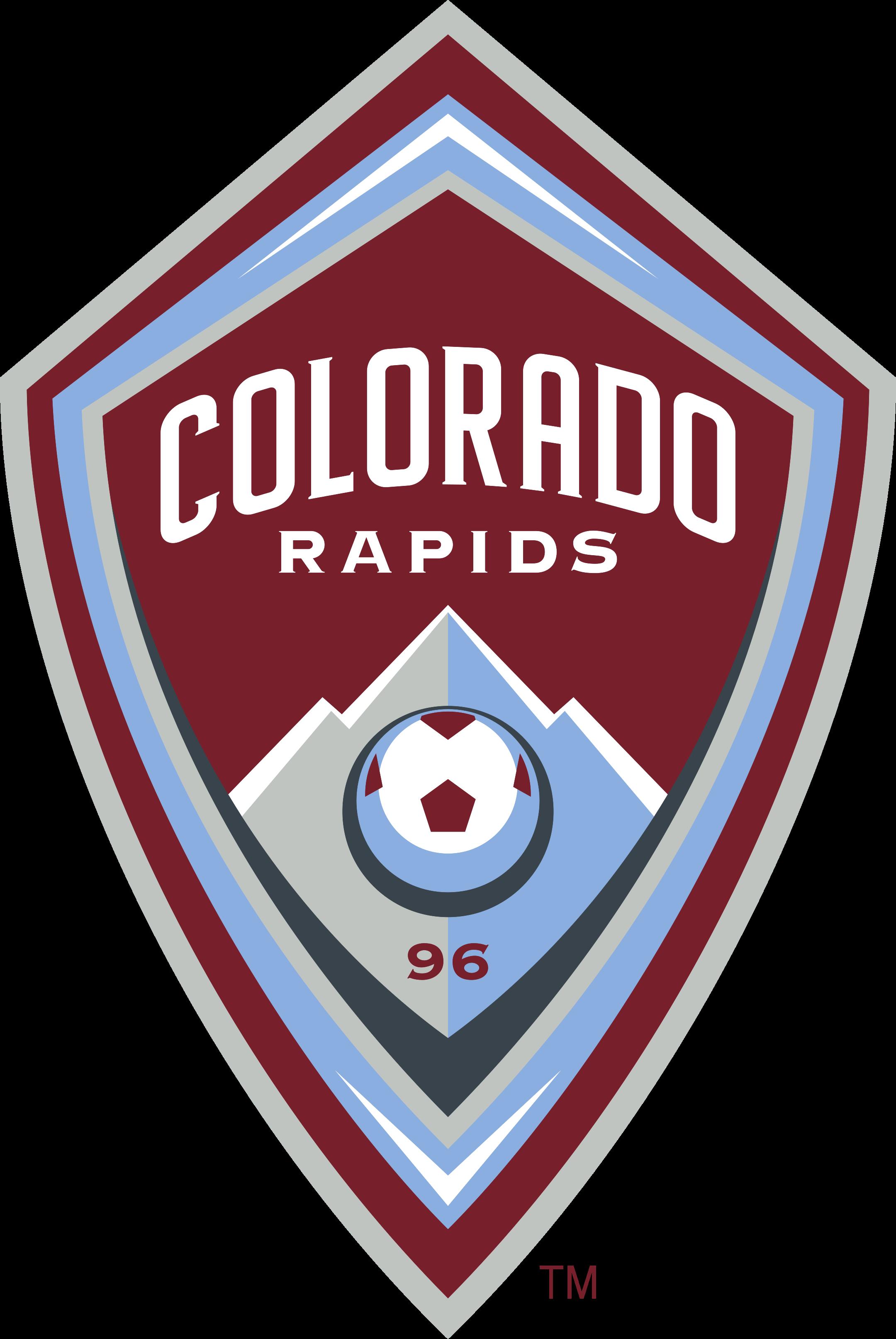 colorado rapids logo 1 - Colorado Rapids Logo