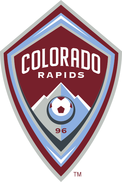 colorado rapids logo 4 - Colorado Rapids Logo