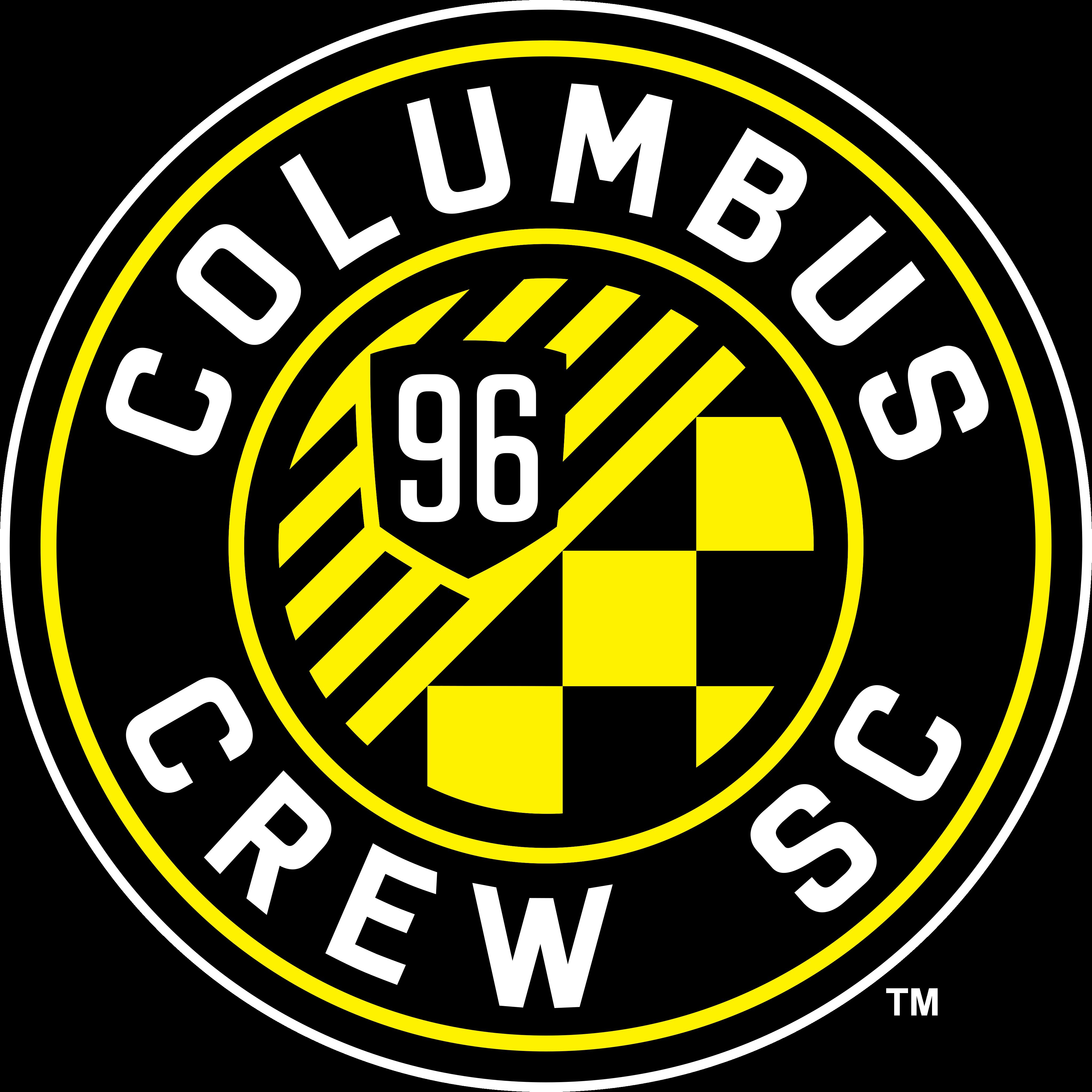 Columbus Crew SC Logo.