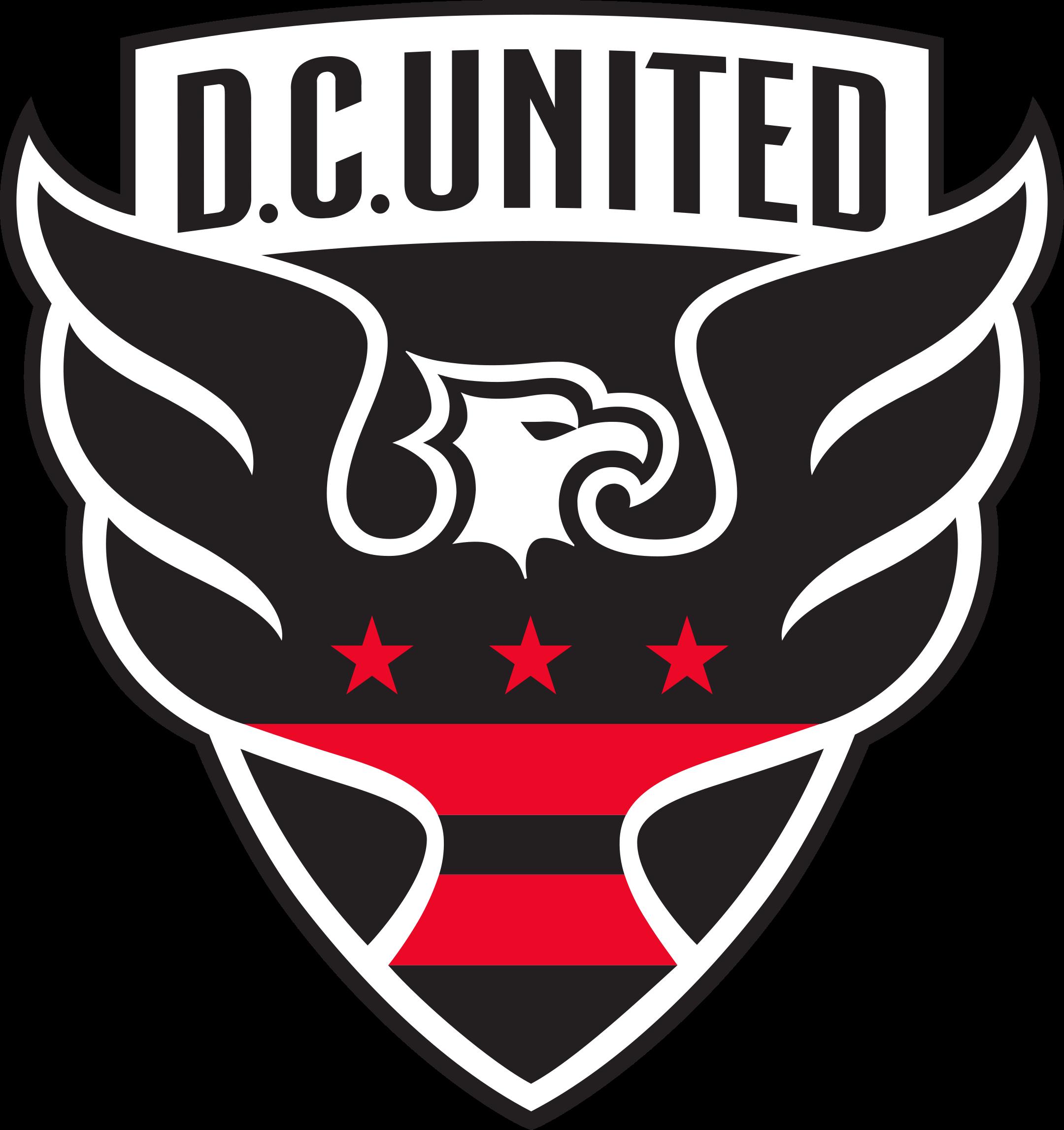 dc united logo 1 - D.C. United Logo