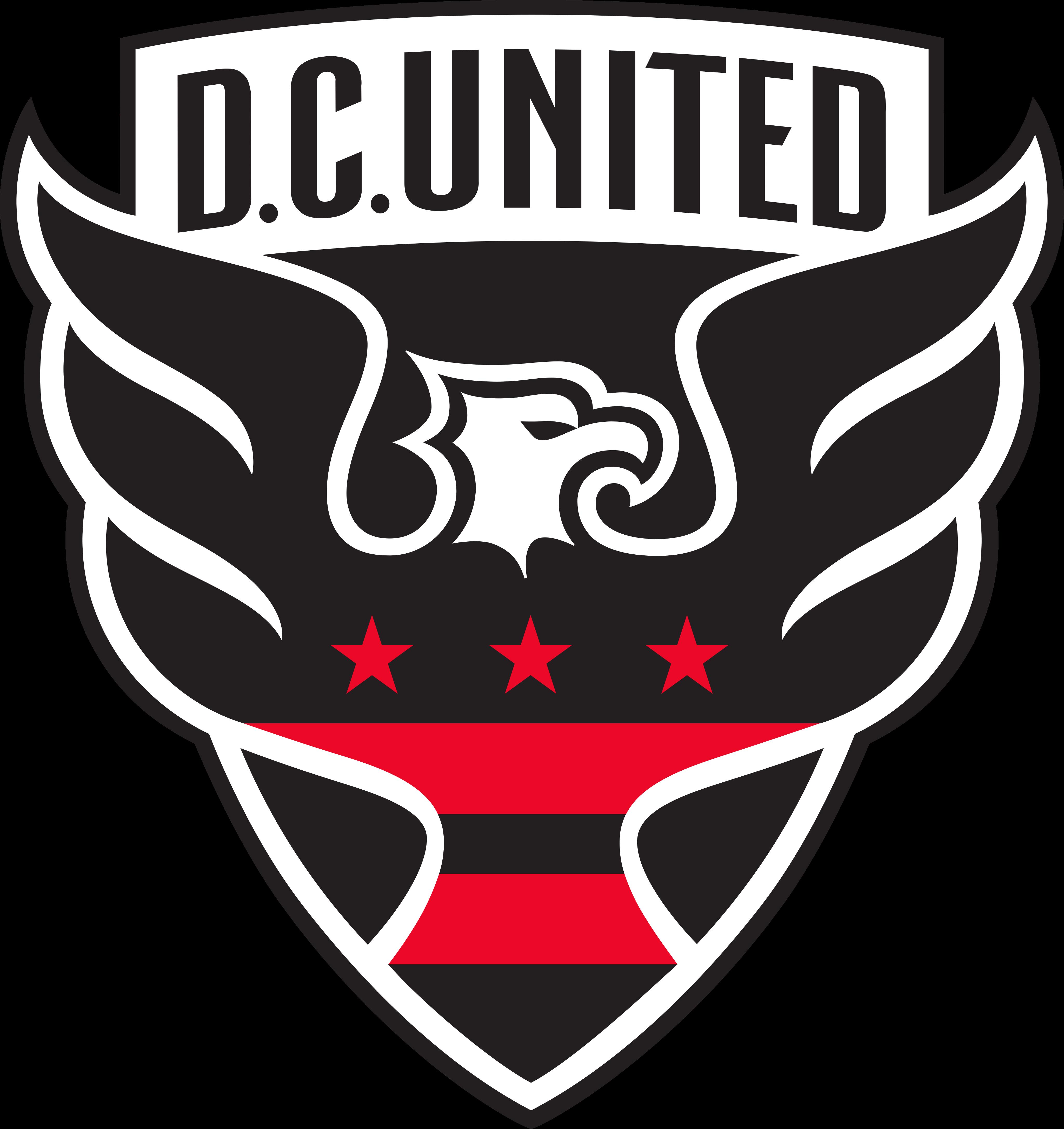 D.C. United Logo.