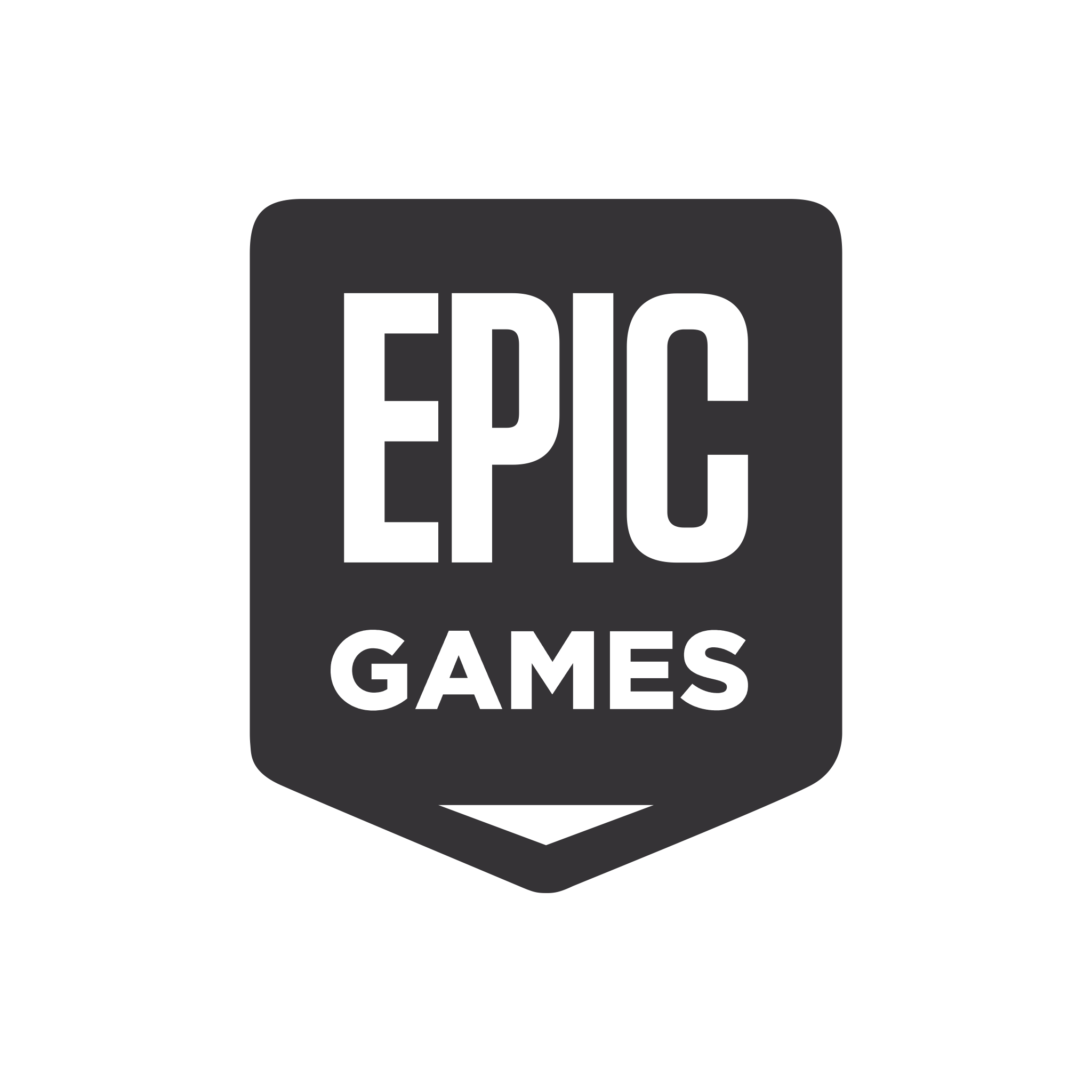 Epic Games Logo - PNG e Vetor - Download de Logo