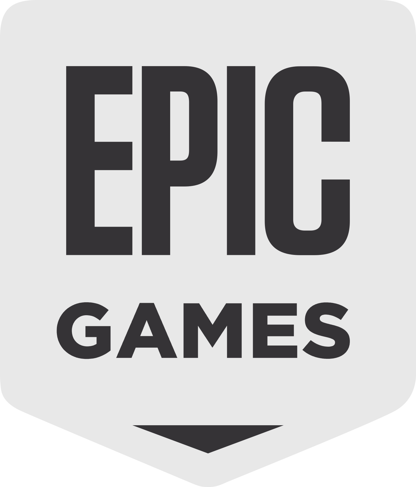 epic games logo 2 - Epic Games Logo