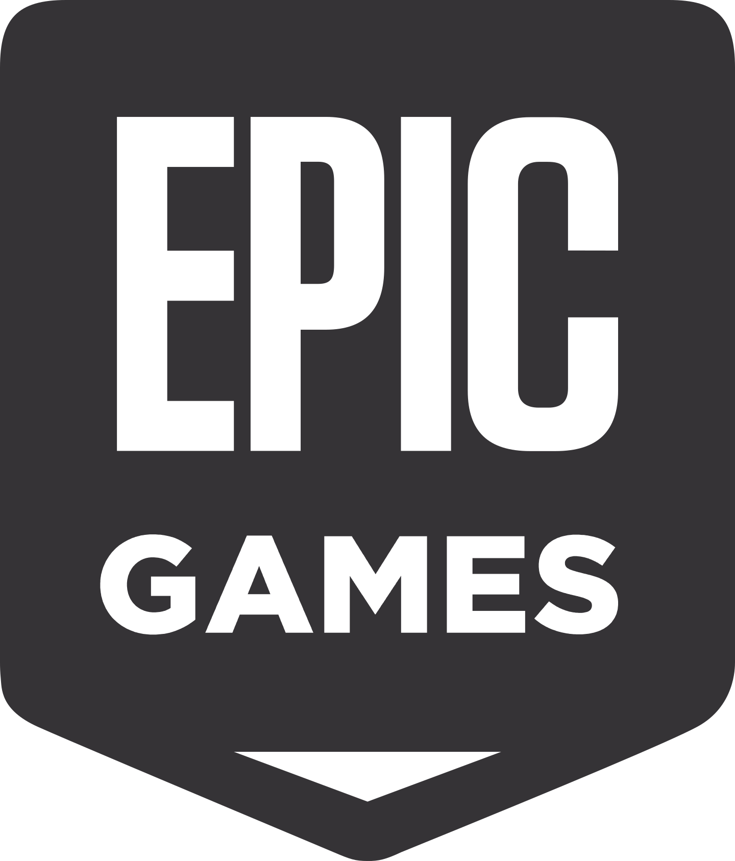 epic games logo 3 - Epic Games Logo
