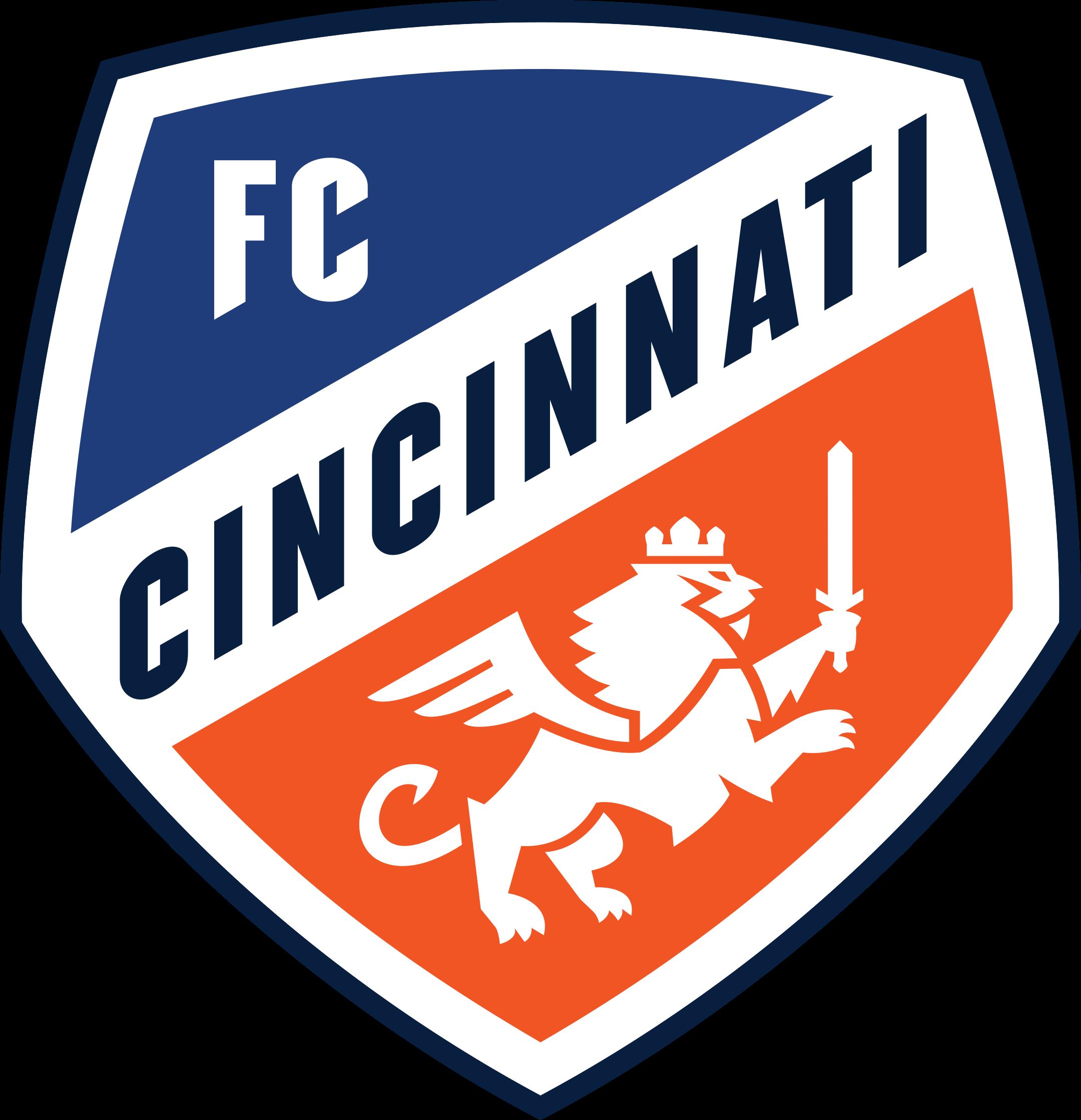 fc cincinnati logo 1 - FC Cincinnati Logo