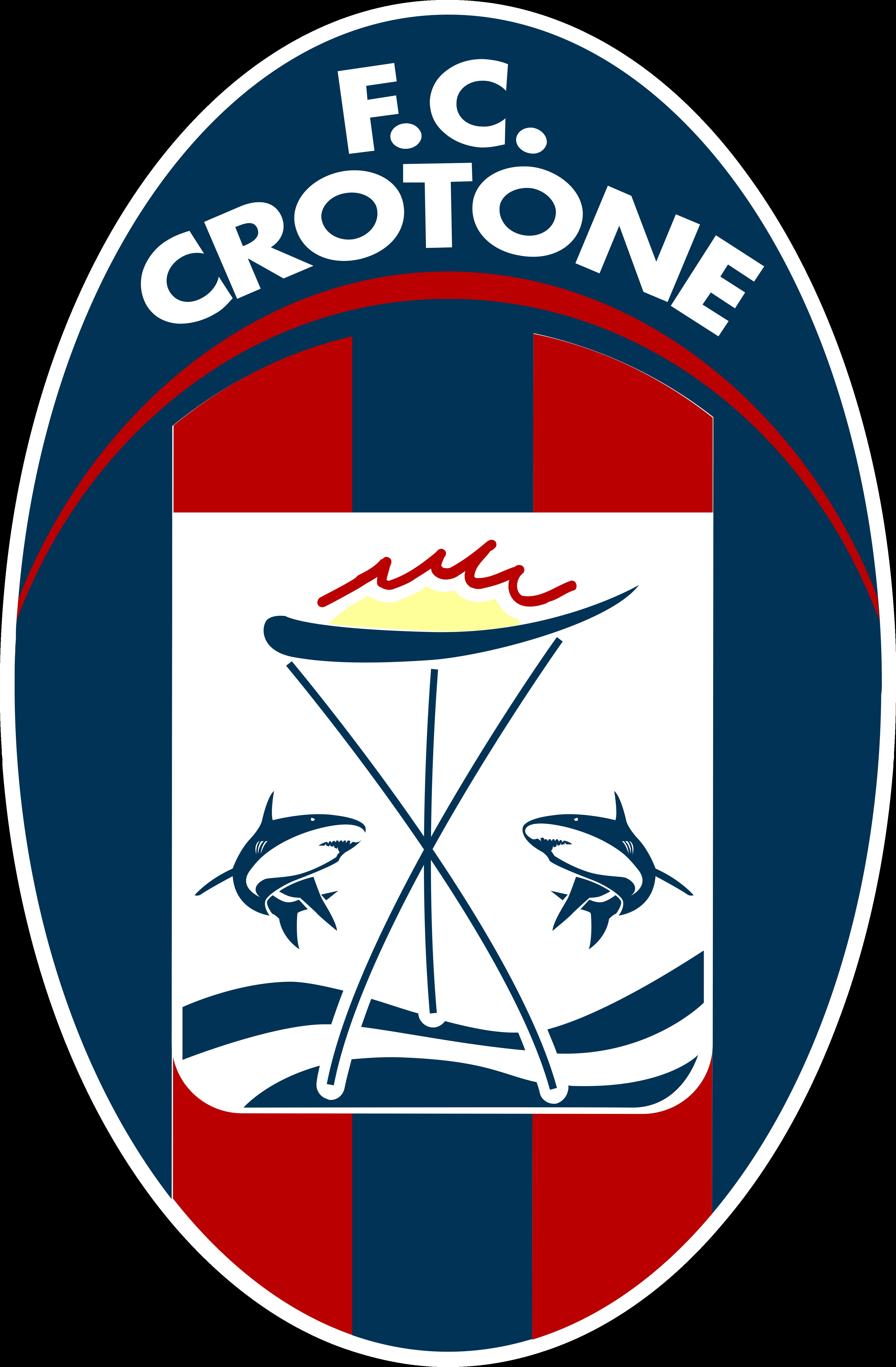 FC Crotone Logo.