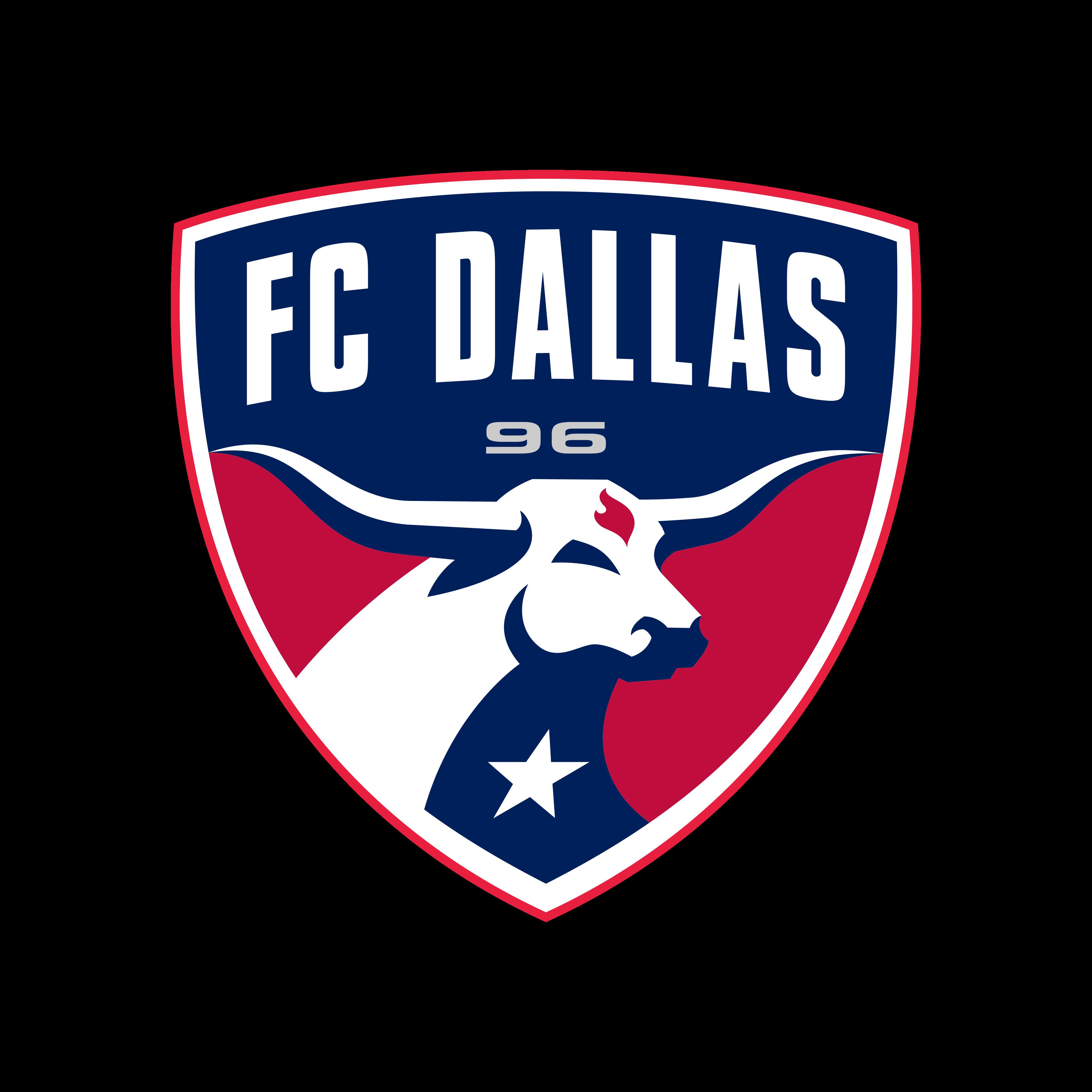fc dallas logo 0 - FC Dallas Logo
