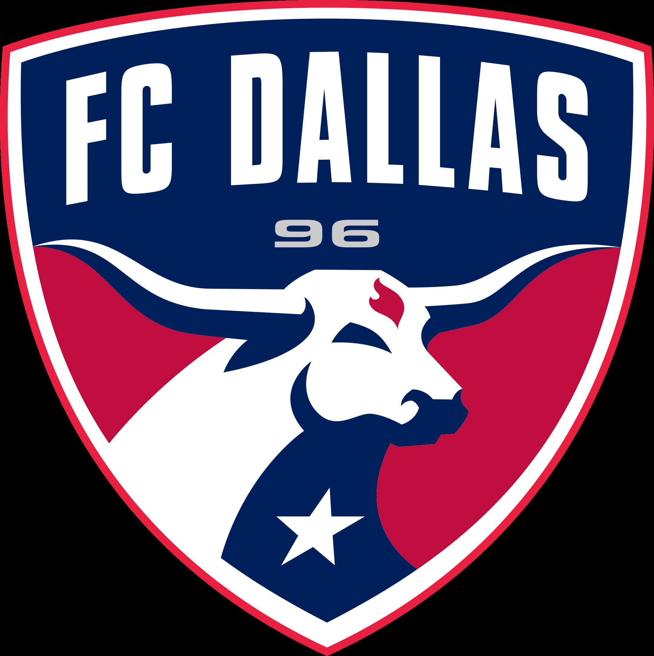fc dallas logo 1 - FC Dallas Logo
