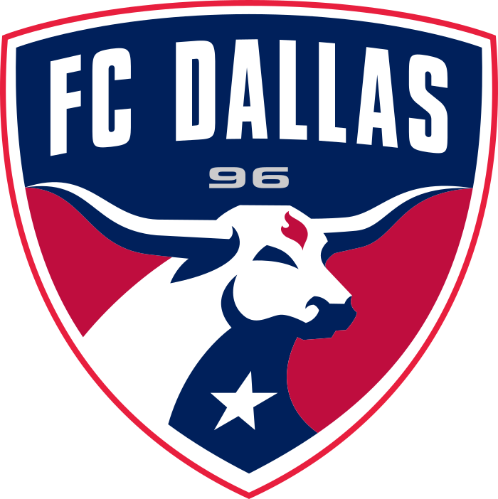 fc dallas logo 3 - FC Dallas Logo