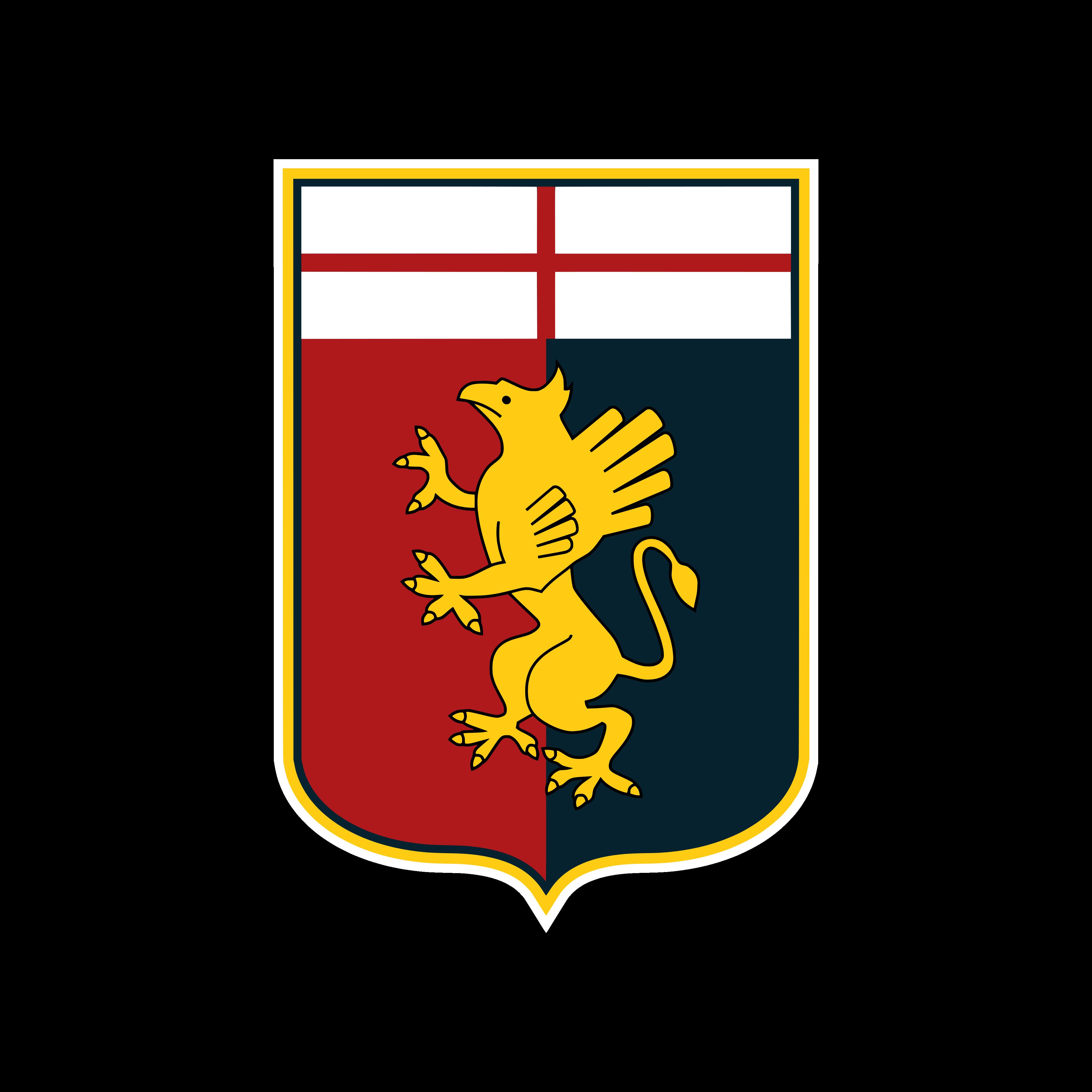 genoa fc logo 0 - Genoa FC Logo