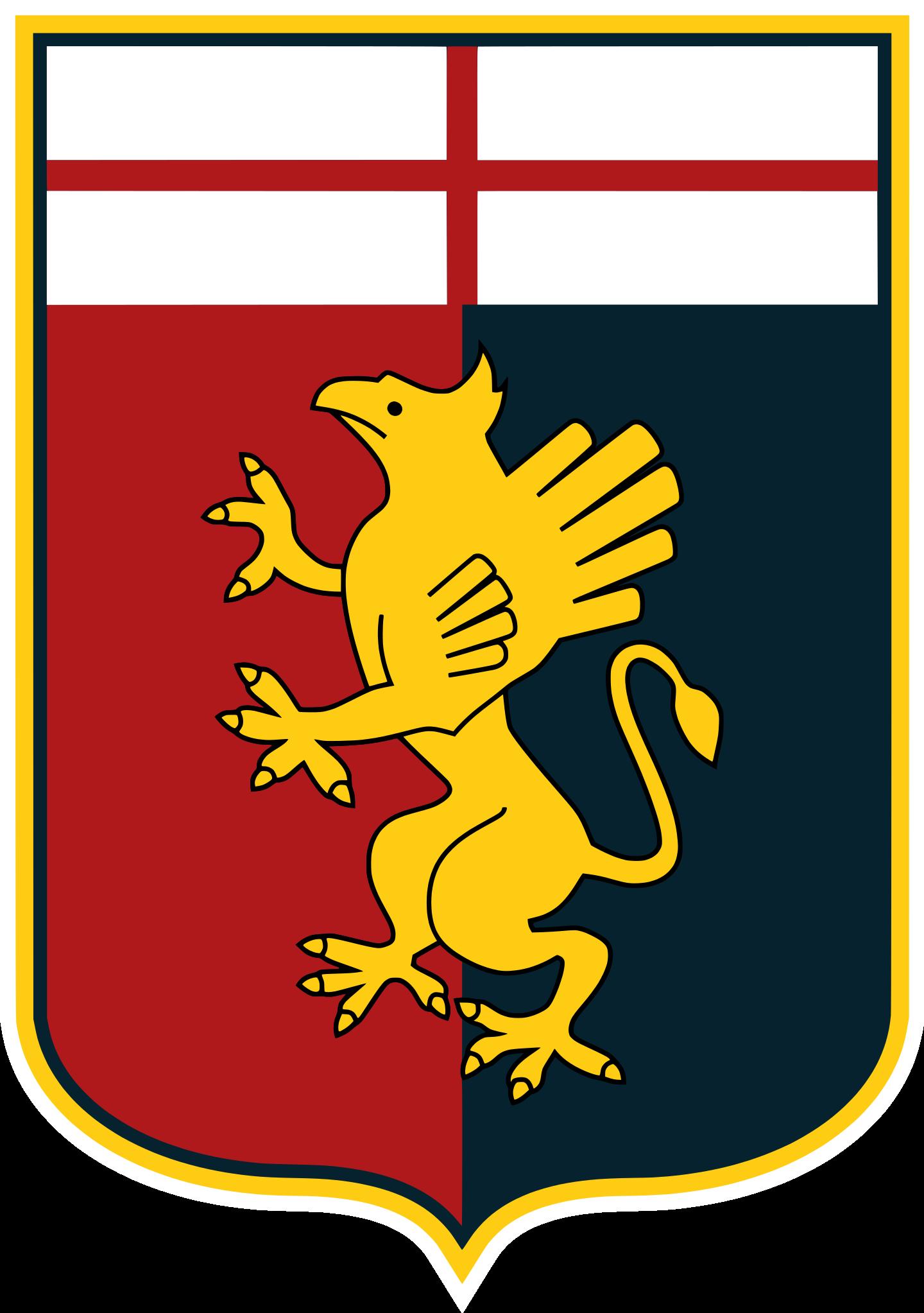 genoa fc logo 2 - Genoa FC Logo