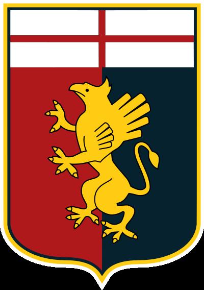 genoa fc logo 4 - Genoa FC Logo