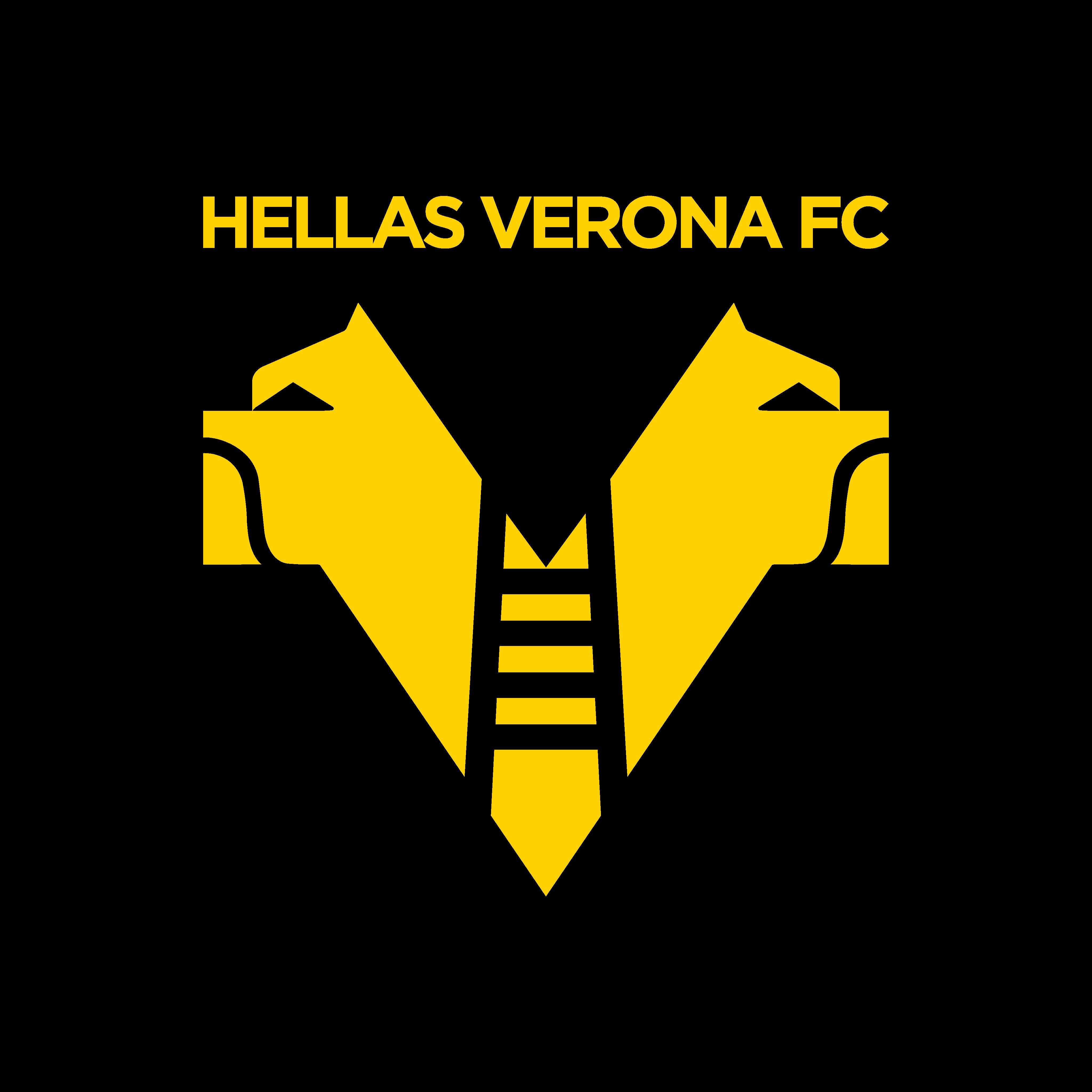 hellas verona fc logo 0 - Hellas Verona FC Logo