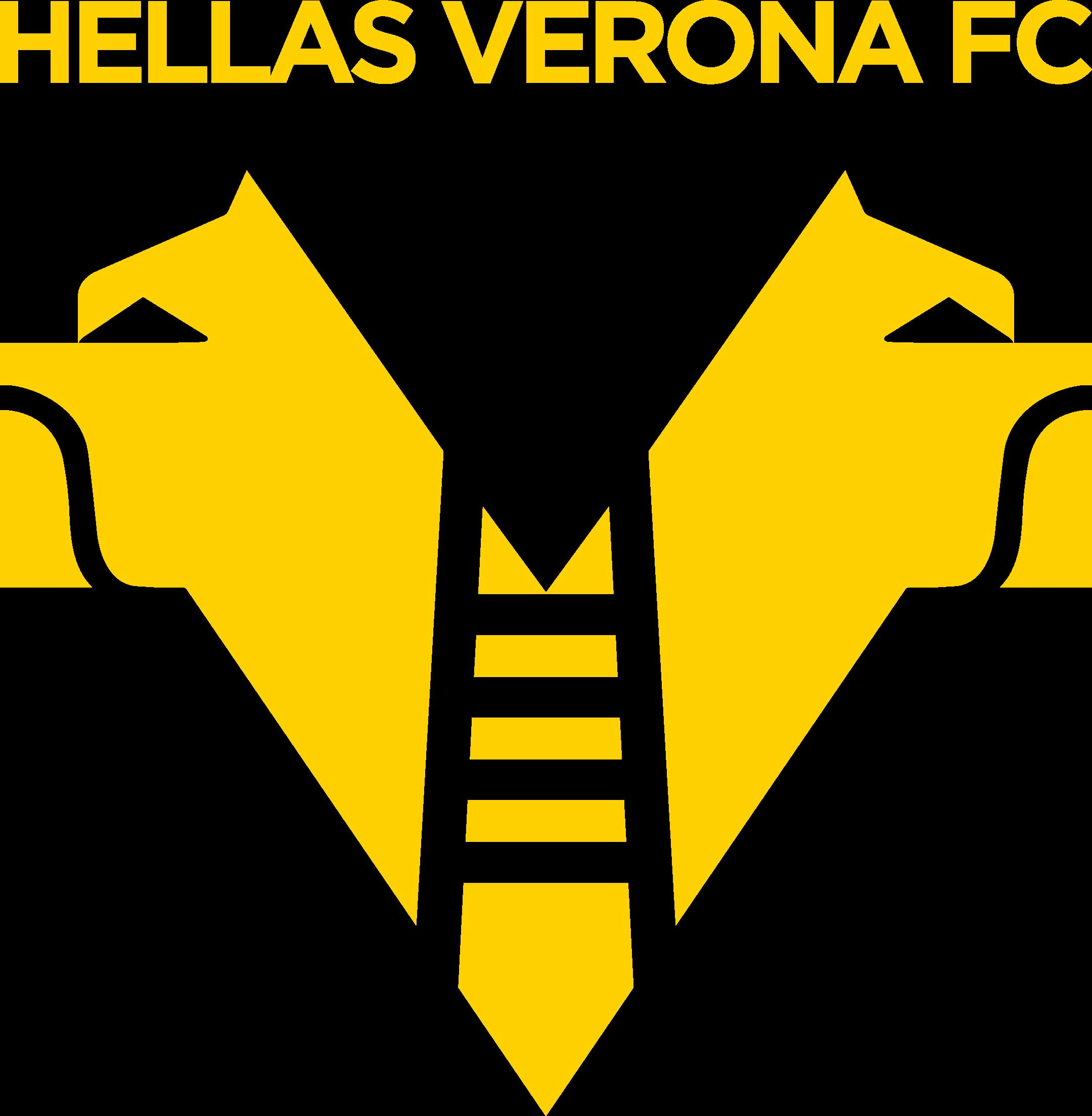hellas verona fc logo 1 - Hellas Verona FC Logo