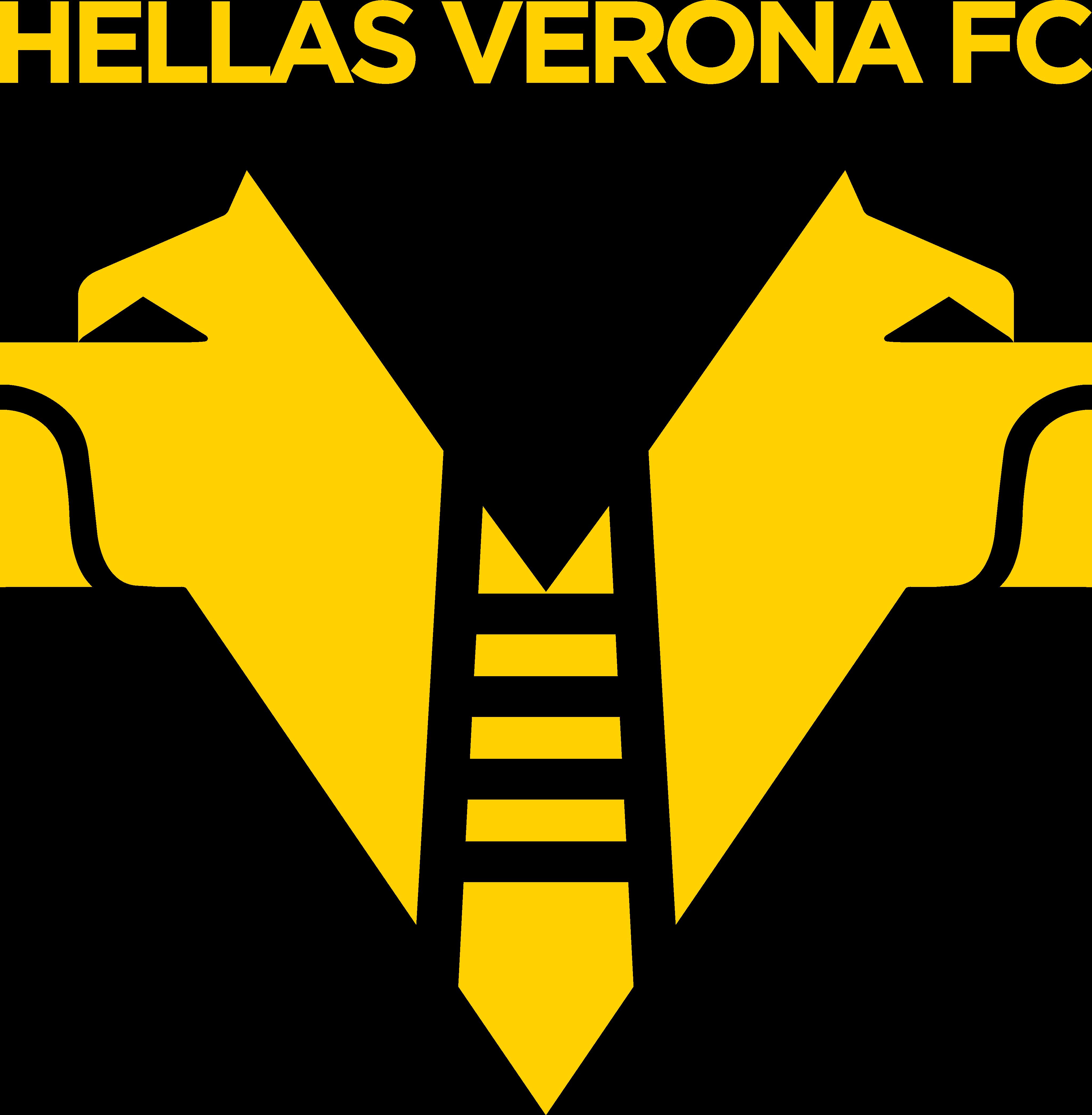 Hellas Verona FC Logo.