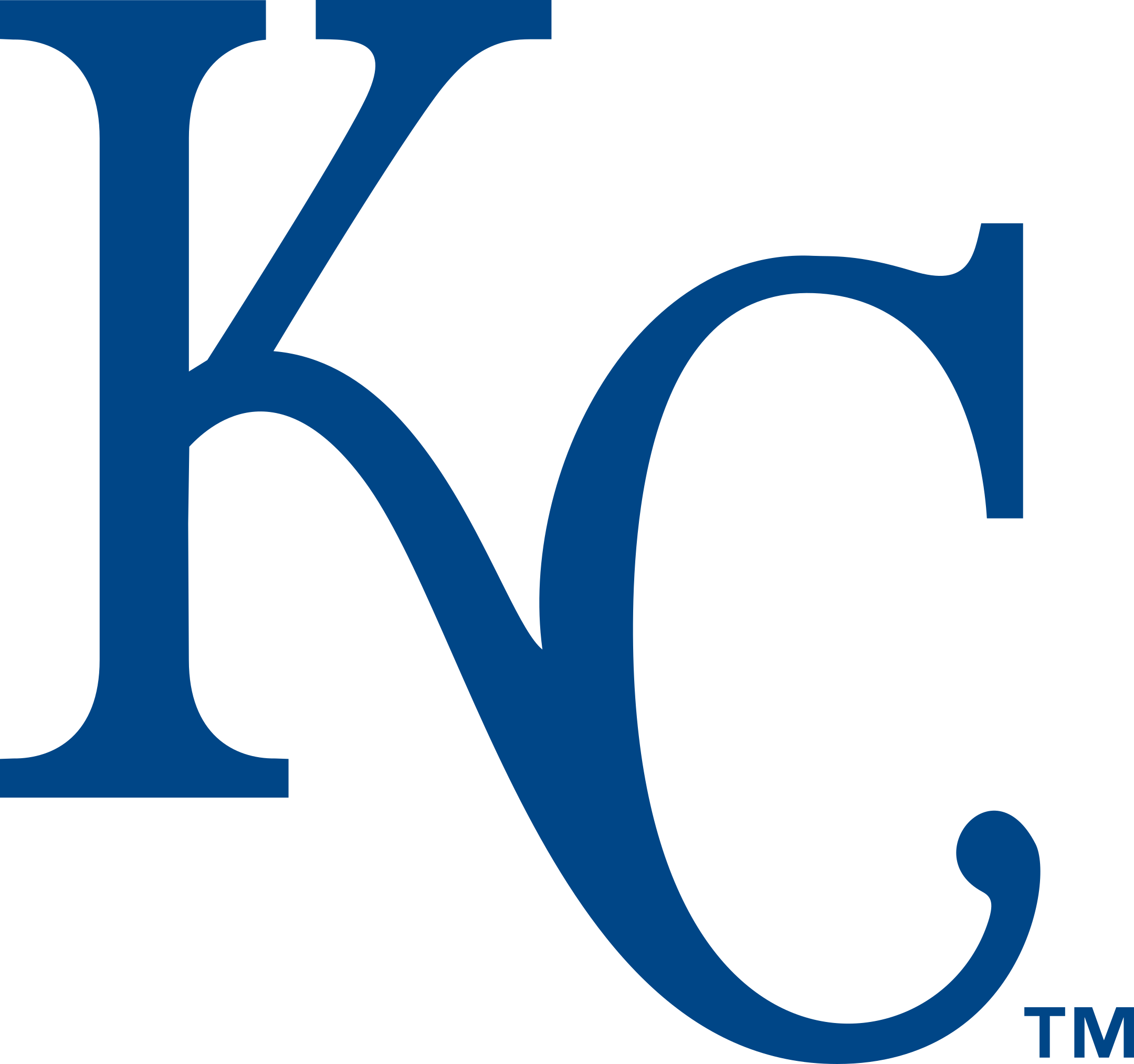 kansas city royals logo 1 - Kansas City Royals Logo