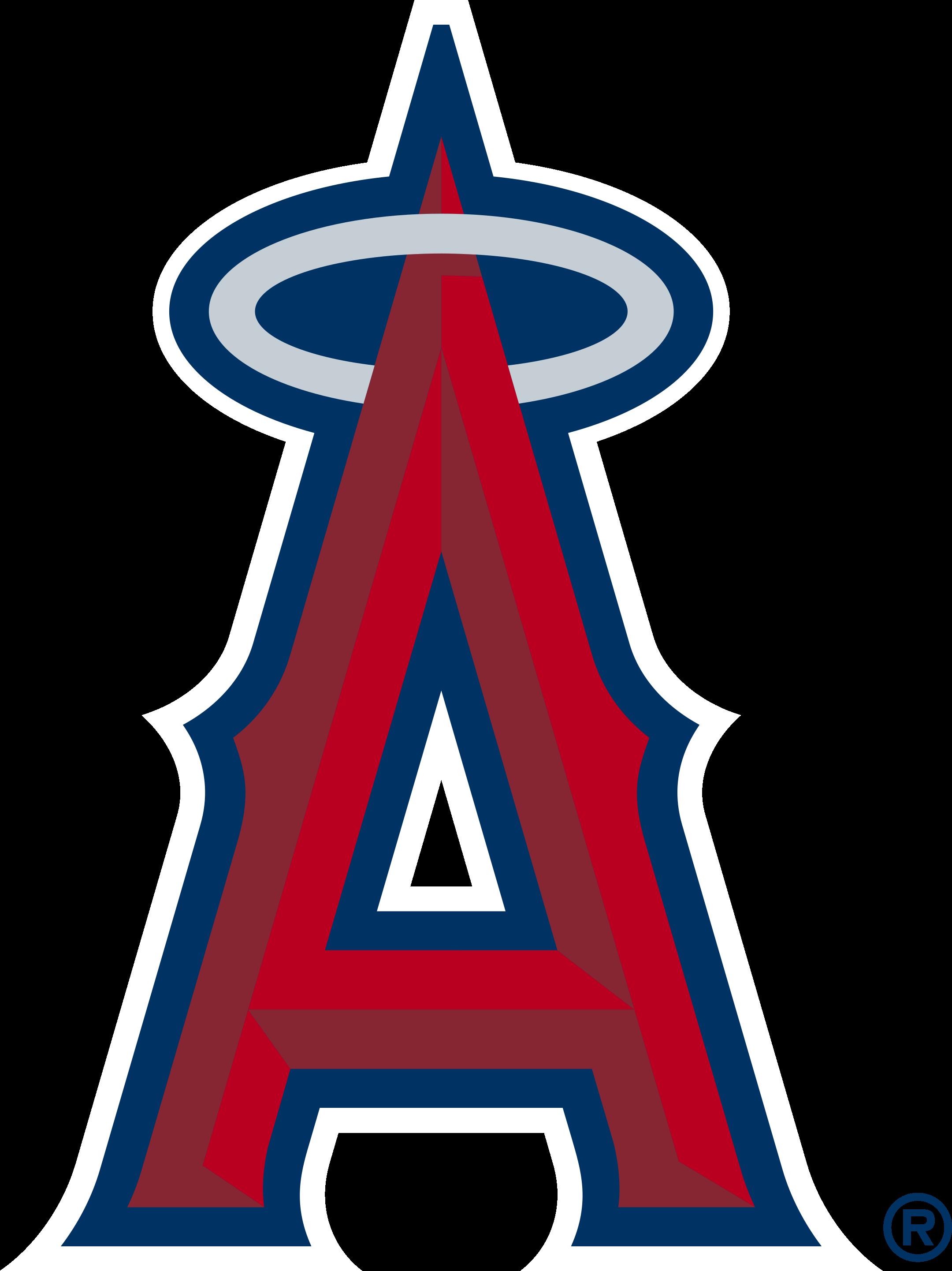 los angeles angels logo 1 - Los Angeles Angels Logo