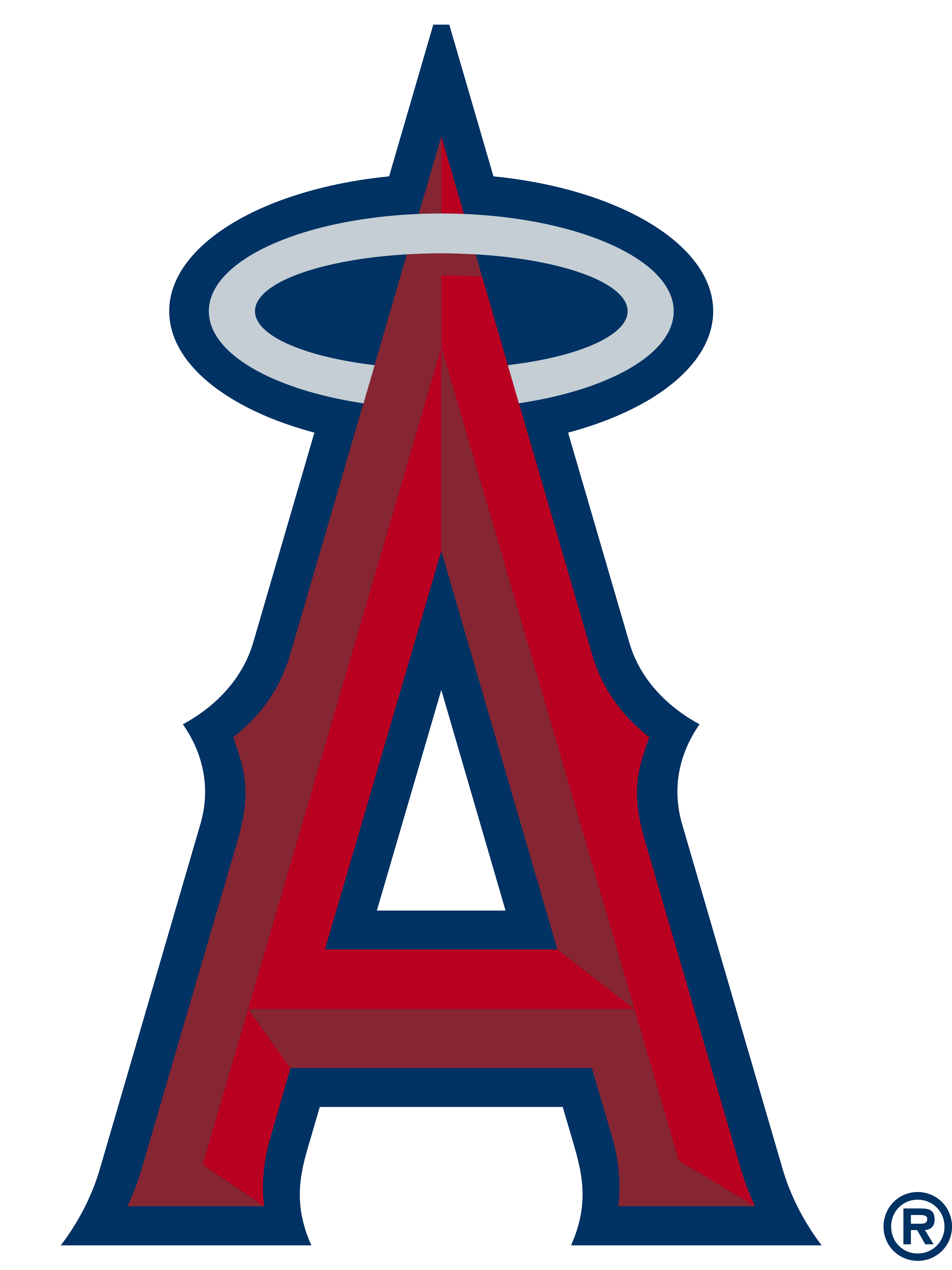 Los Angeles Angels Logo.