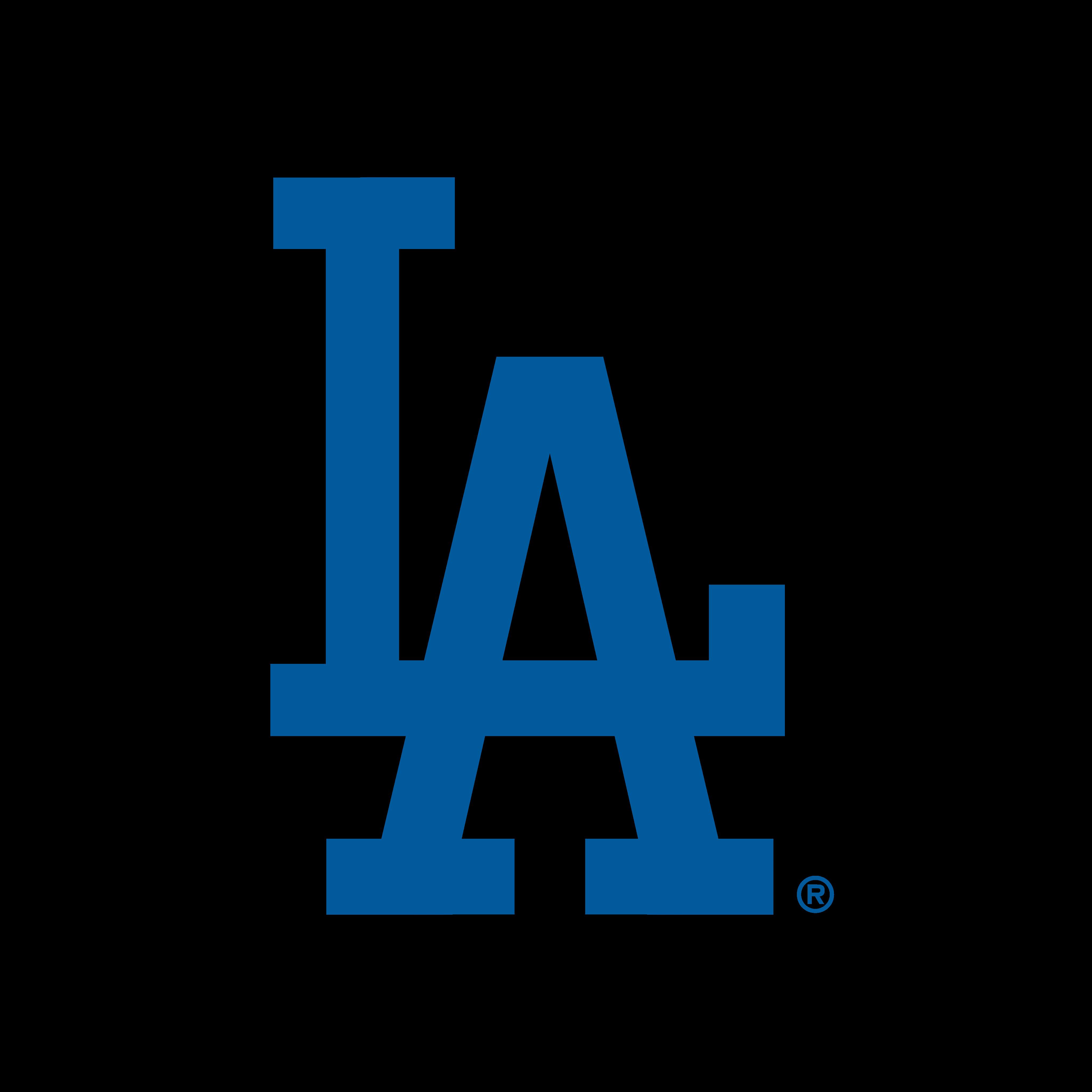 los angeles dodgers logo 0 - Los Angeles Dodgers Logo
