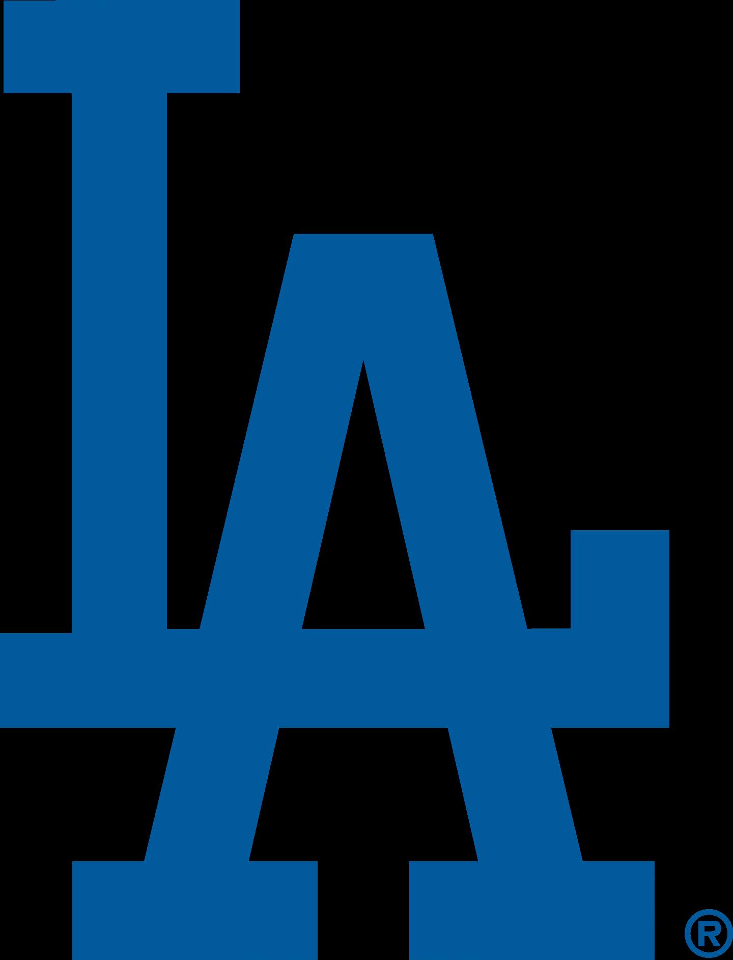 los angeles dodgers logo 2 - Los Angeles Dodgers Logo