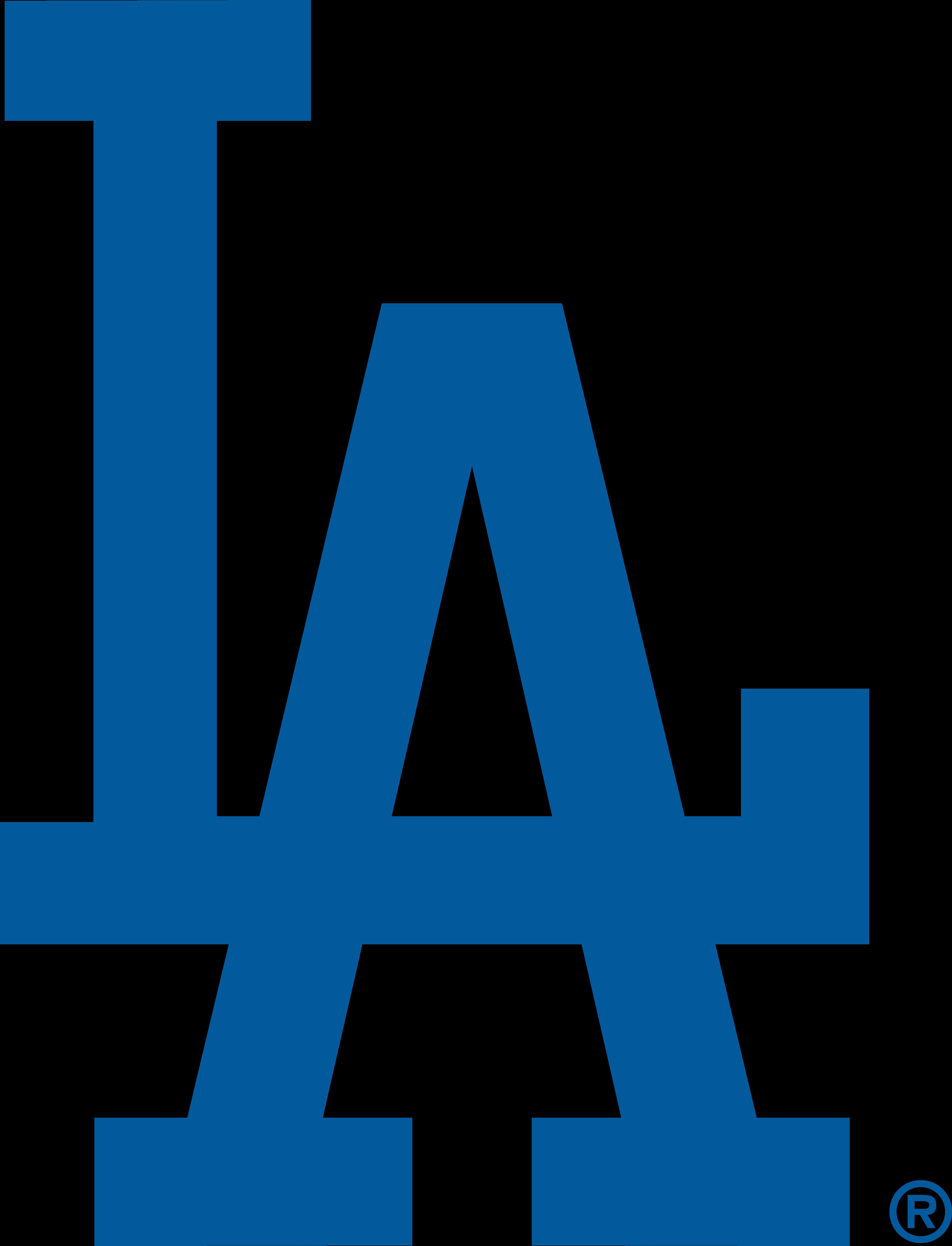 los angeles dodgers logo - Los Angeles Dodgers Logo