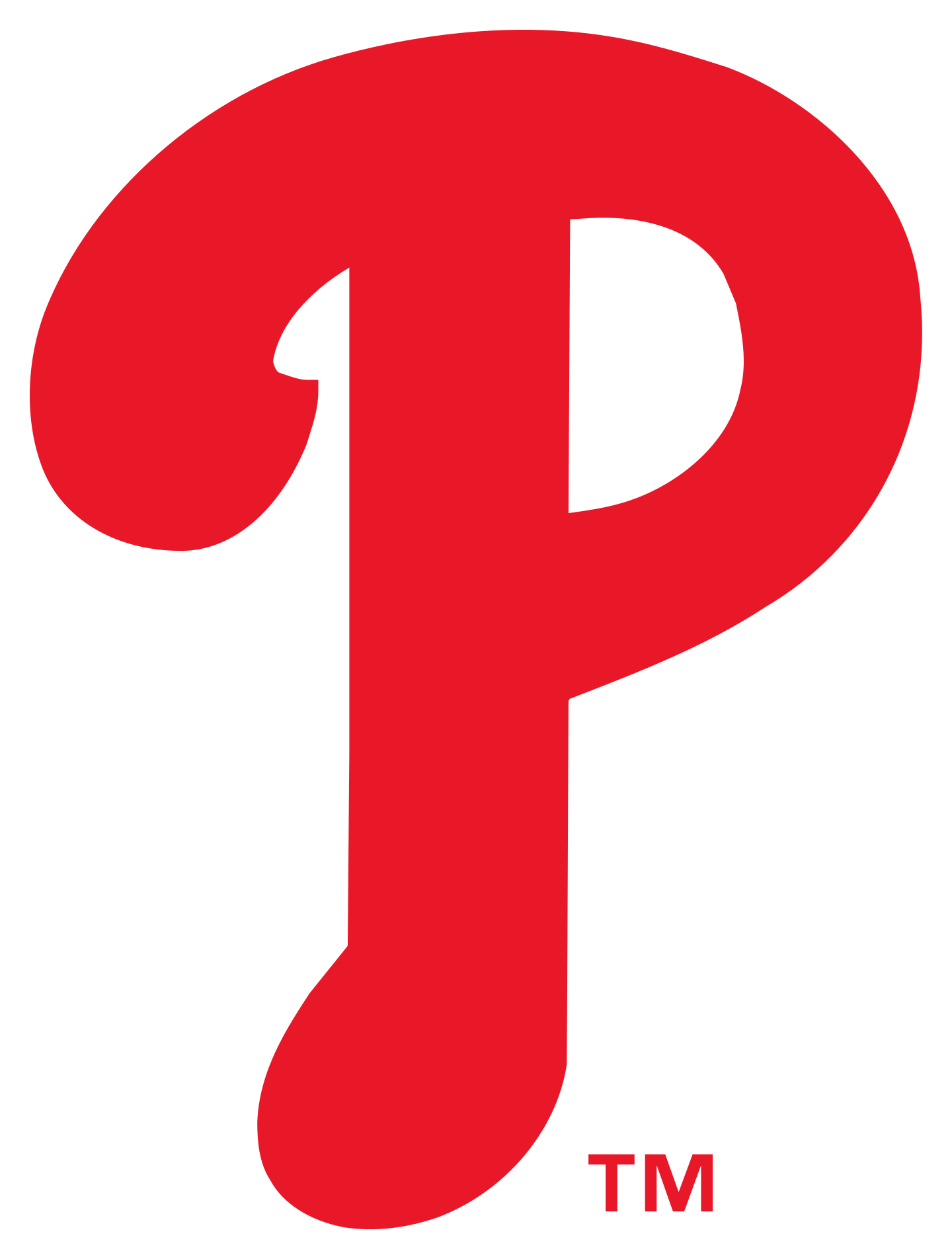 philadelphia phillies logo 2 - Philadelphia Phillies Logo