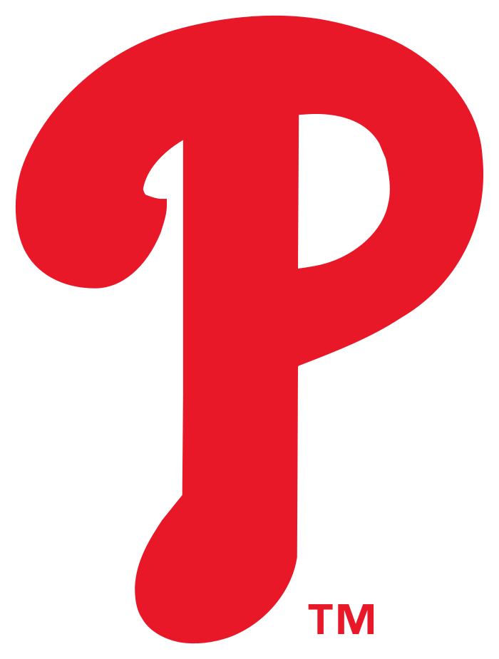 philadelphia phillies logo 3 - Philadelphia Phillies Logo