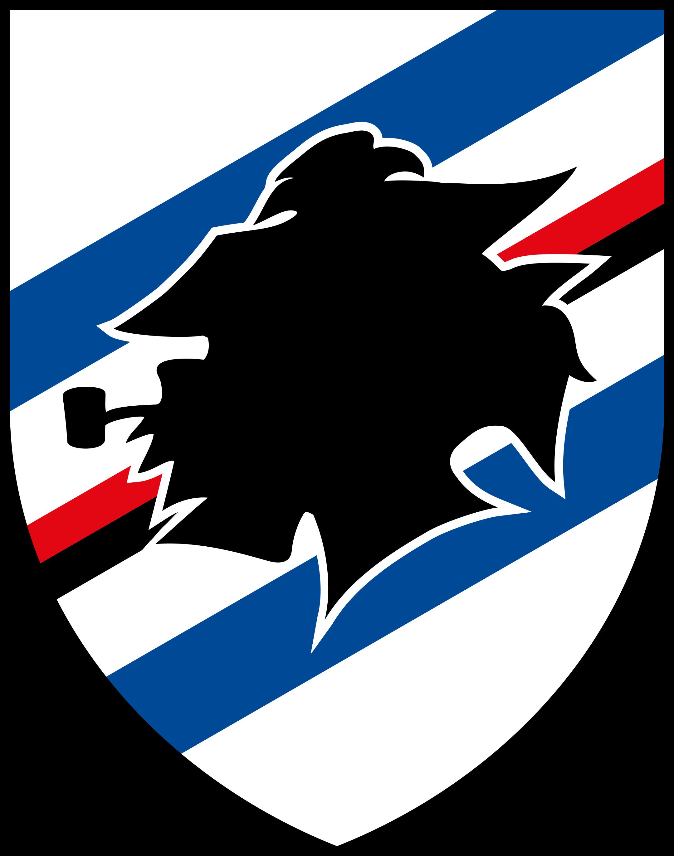 sampdoria logo 1 - UC Sampdoria Logo