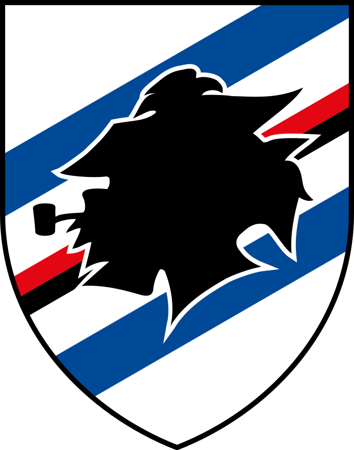 sampdoria logo 3 - UC Sampdoria Logo